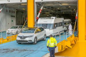 Fähre Korsika Wohnwagen Tipps