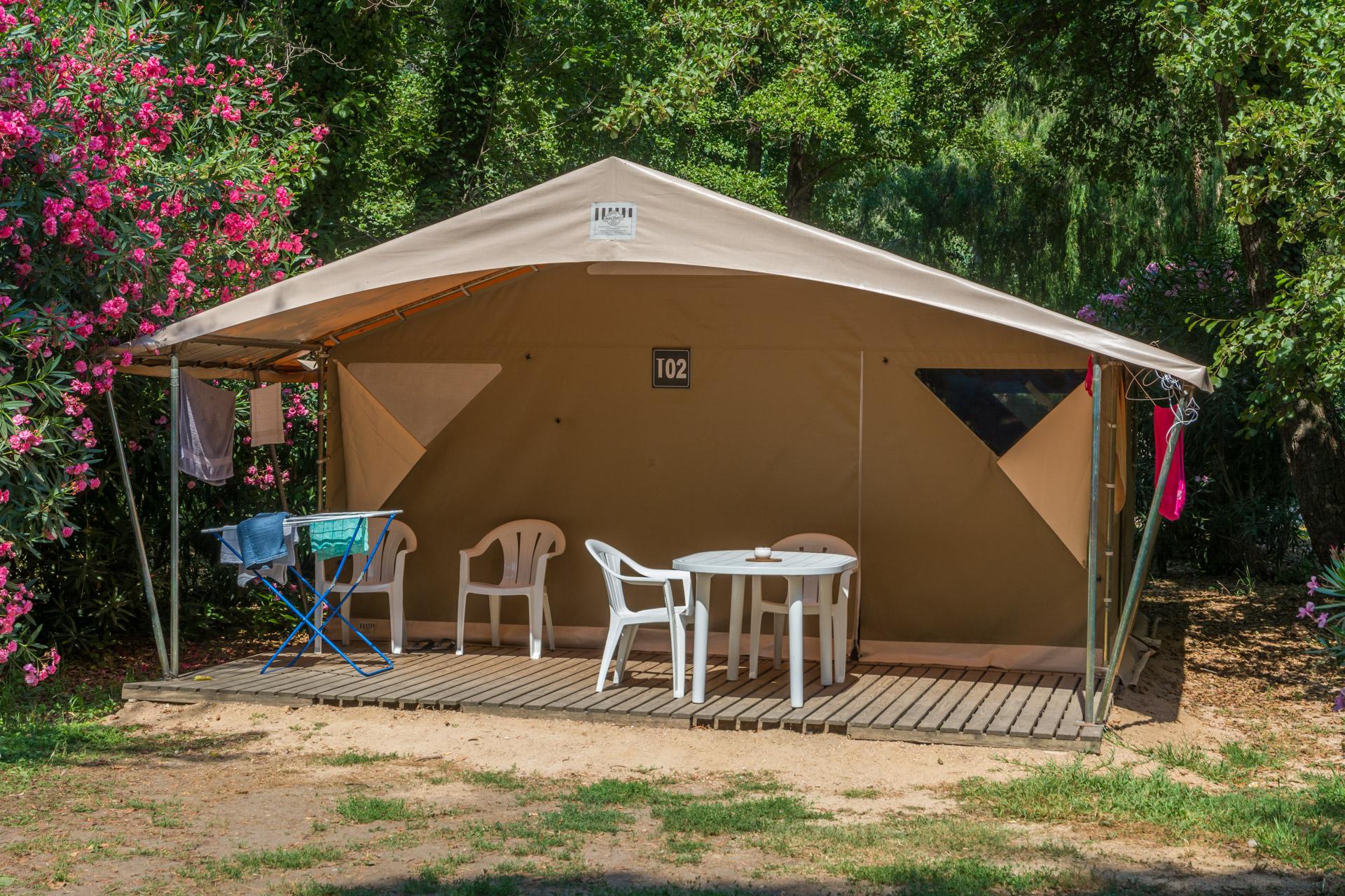 Camping Sagone