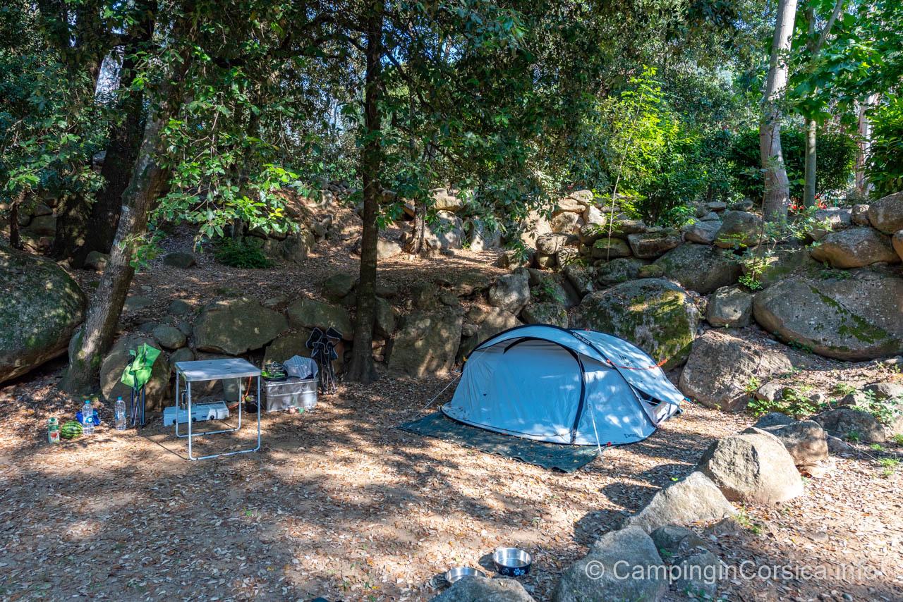 Camping Funtana a lOra