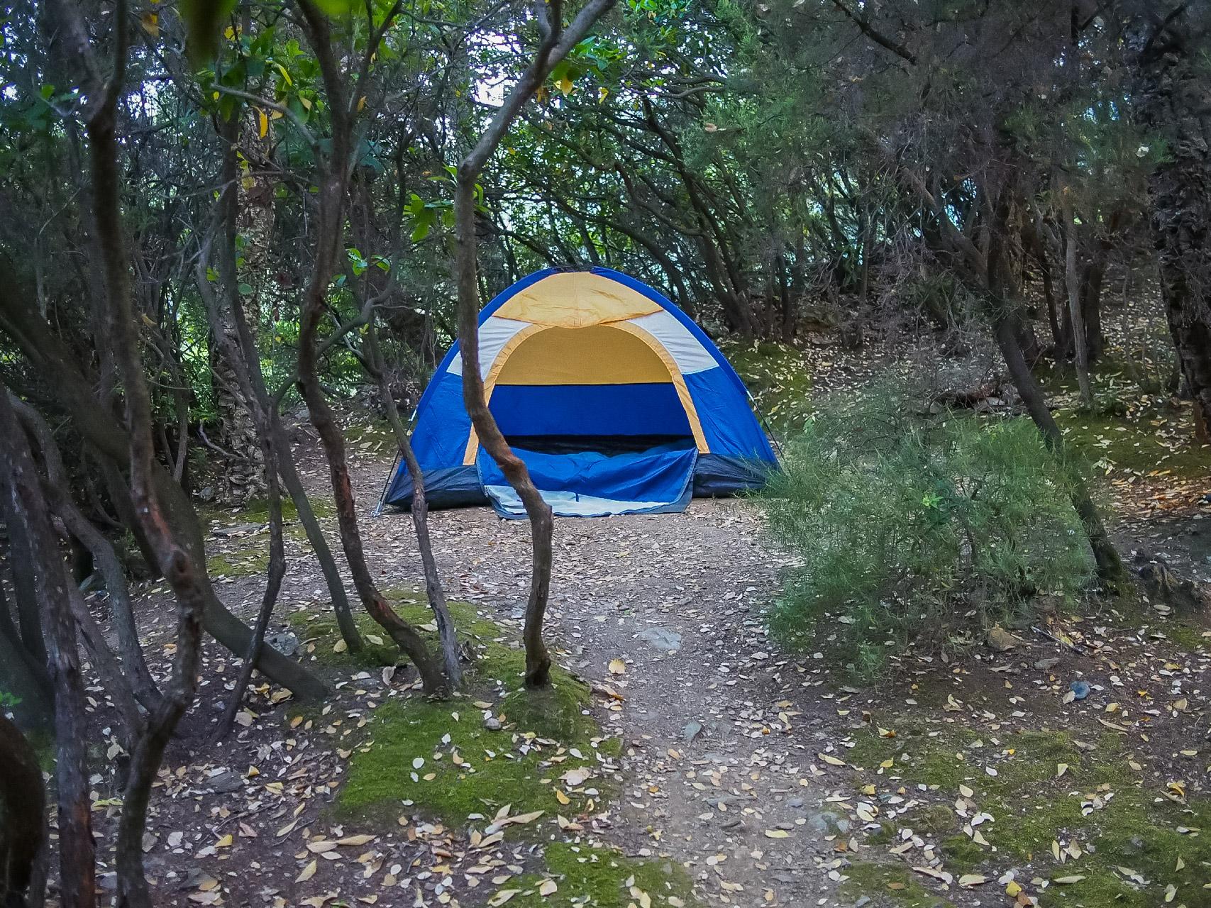 Camping A Casaiola