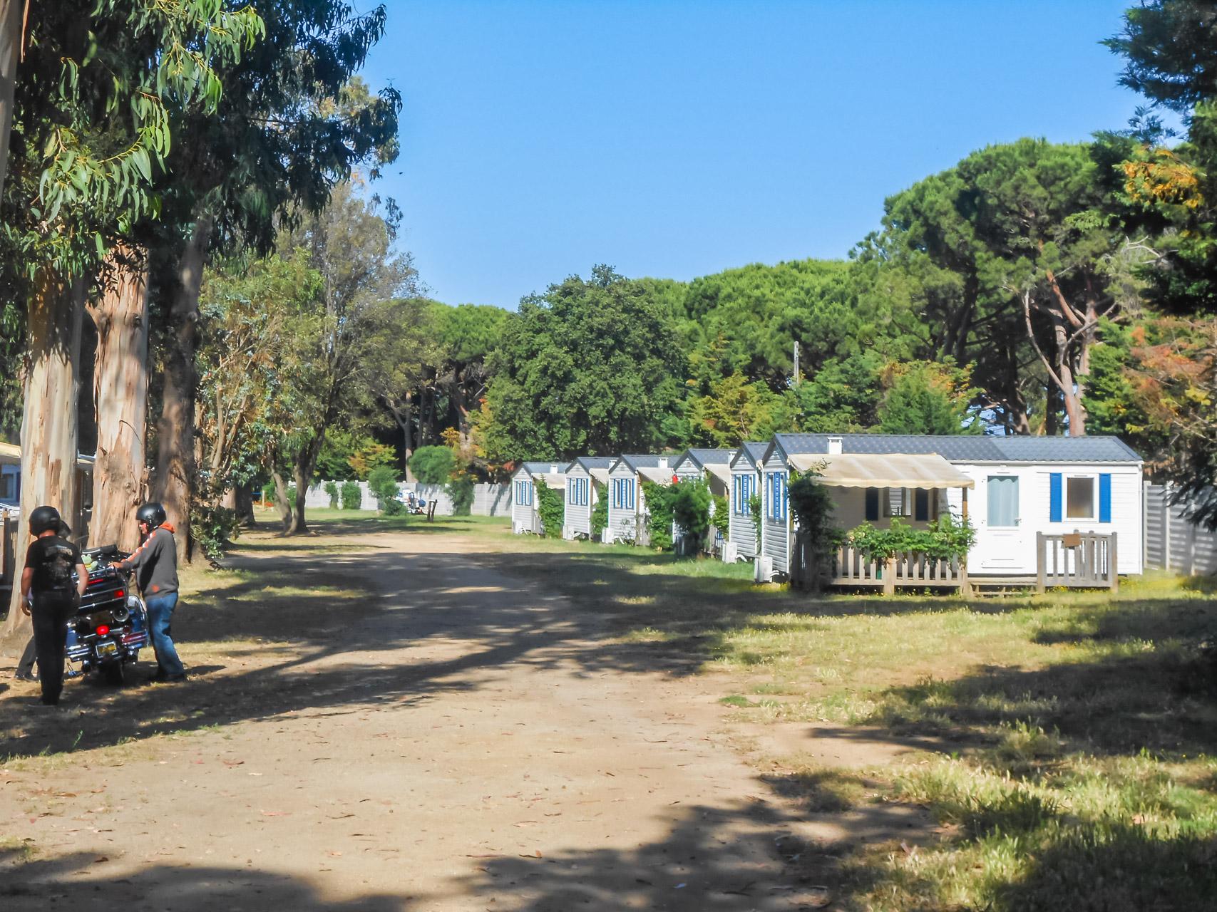 Camping A Marina