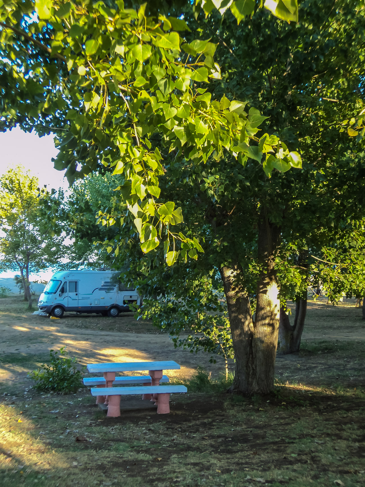 Camping Amurucciu