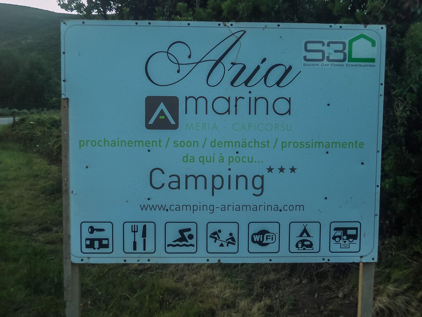 Camping Aria Marina