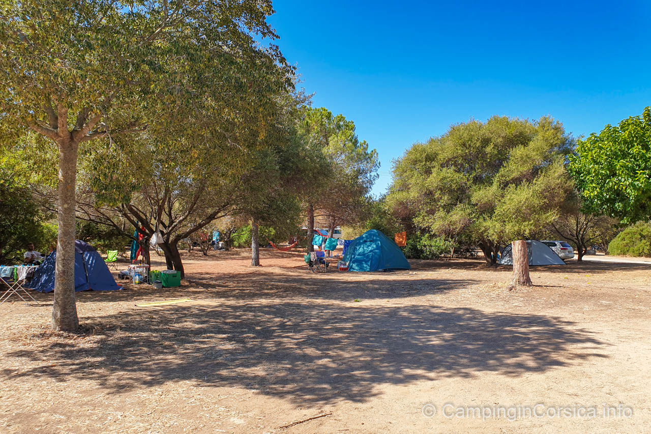 Camping d'Arone