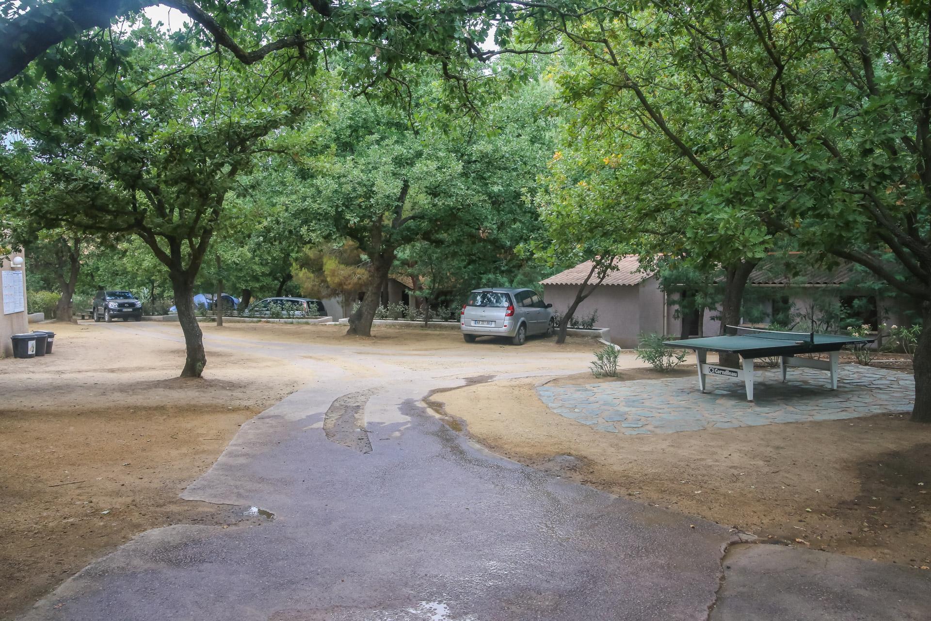 Camping Balanea