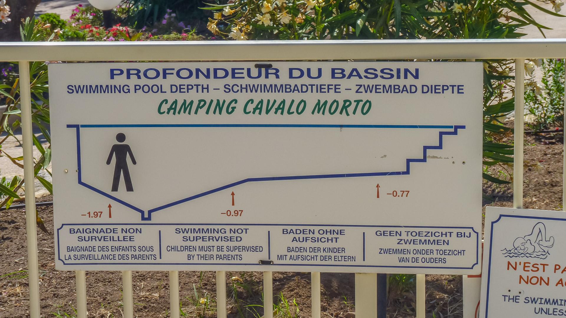 Camping Cavallo Morto