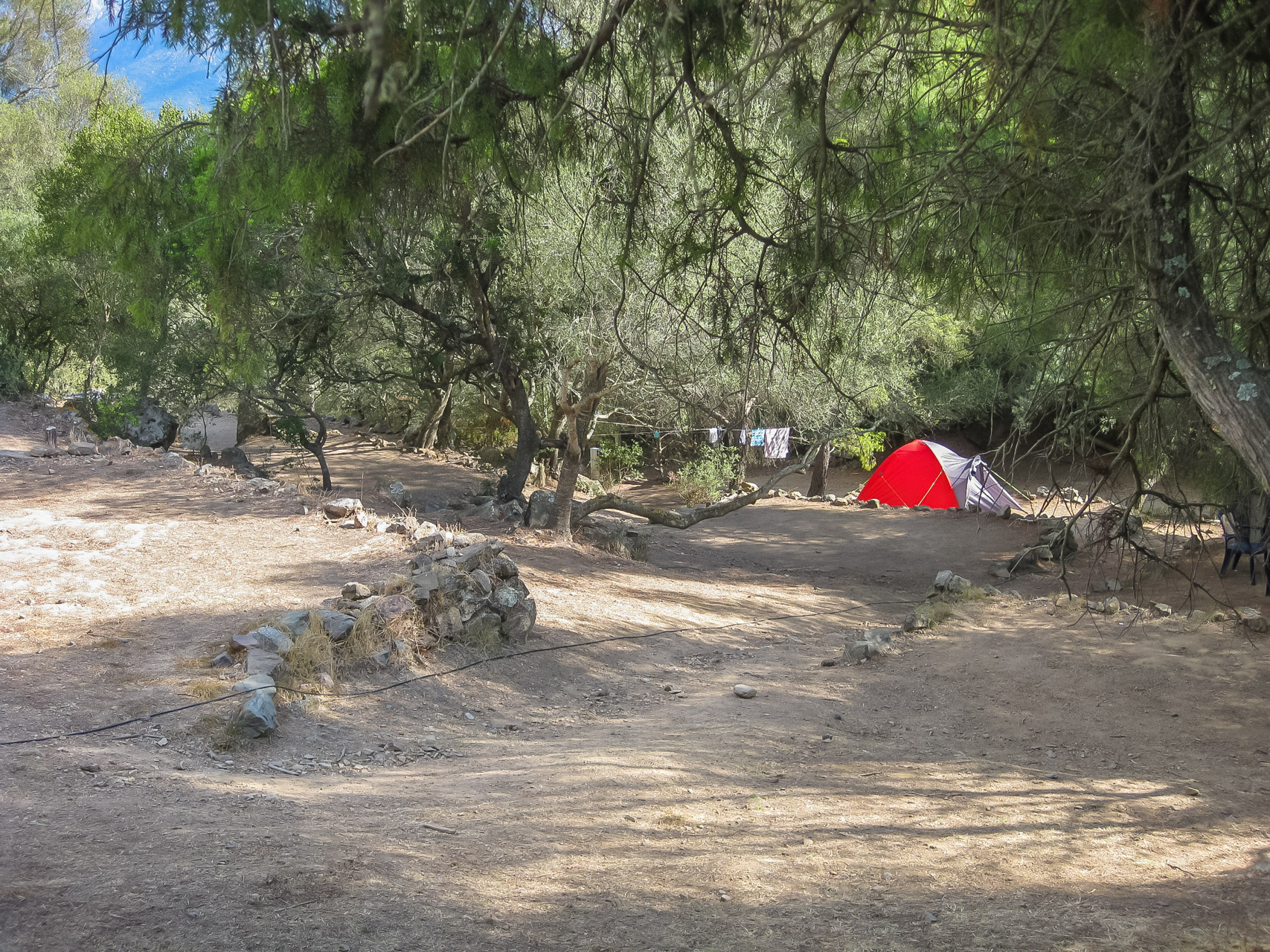 Camping Gradelle