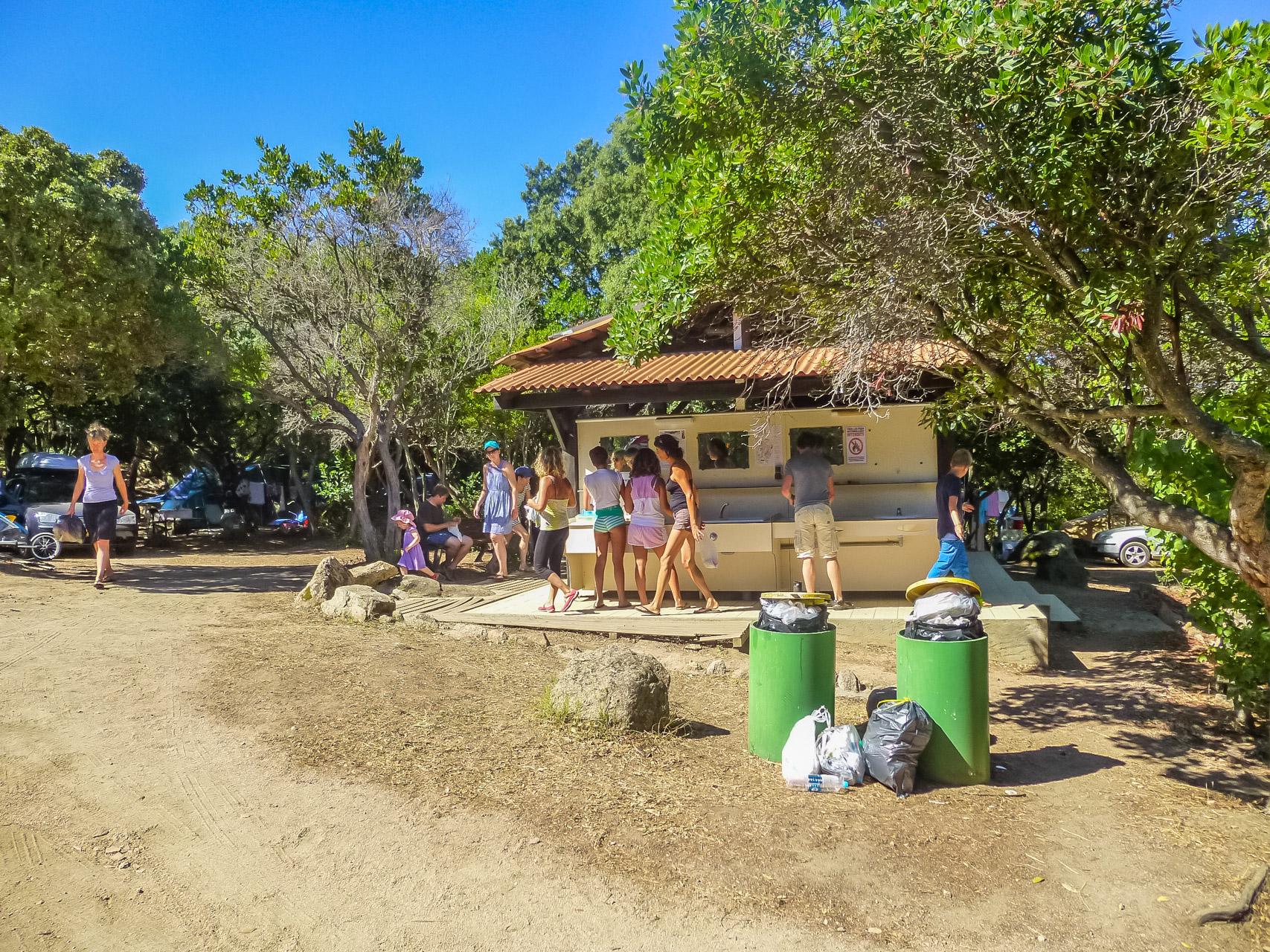 Camping Kevano Plage