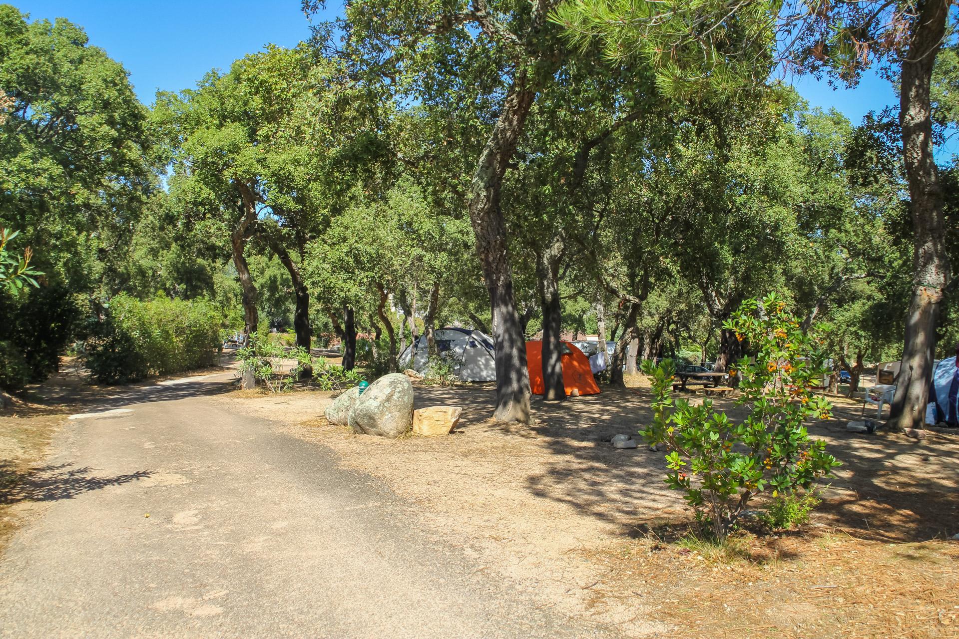 Camping La Matonara