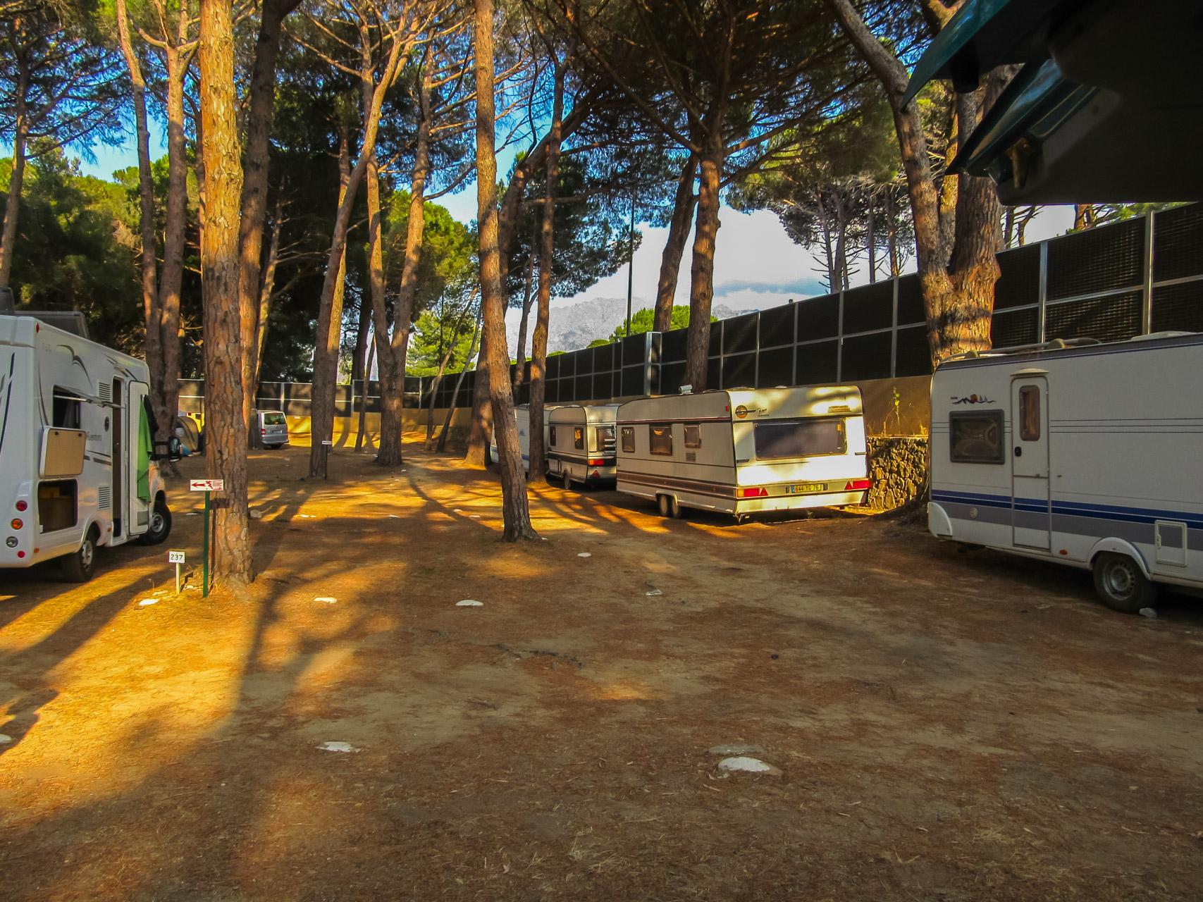 Camping La Pinède Calvi