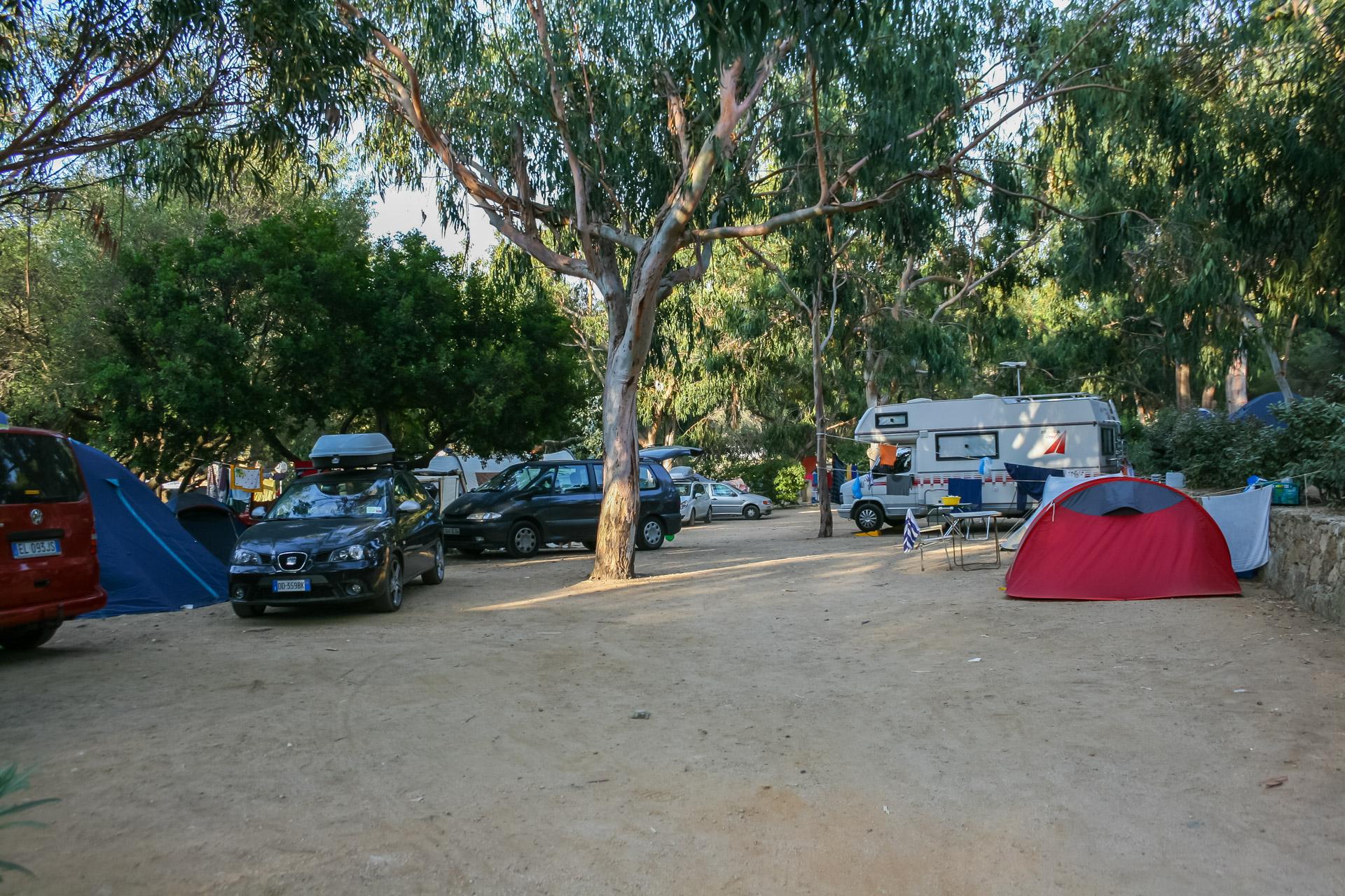 Camping Le Bodri