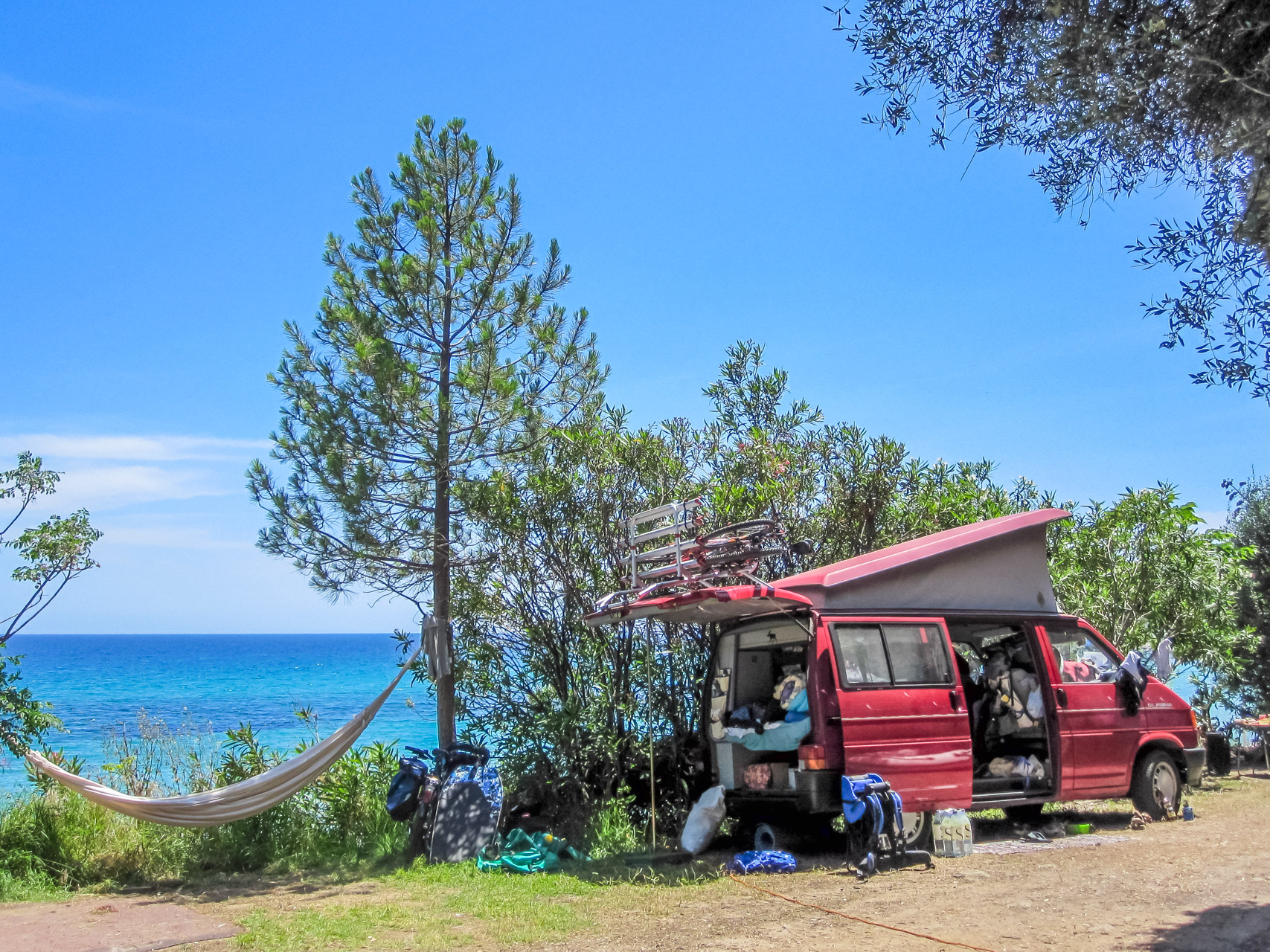 Camping Le Grand Bleu