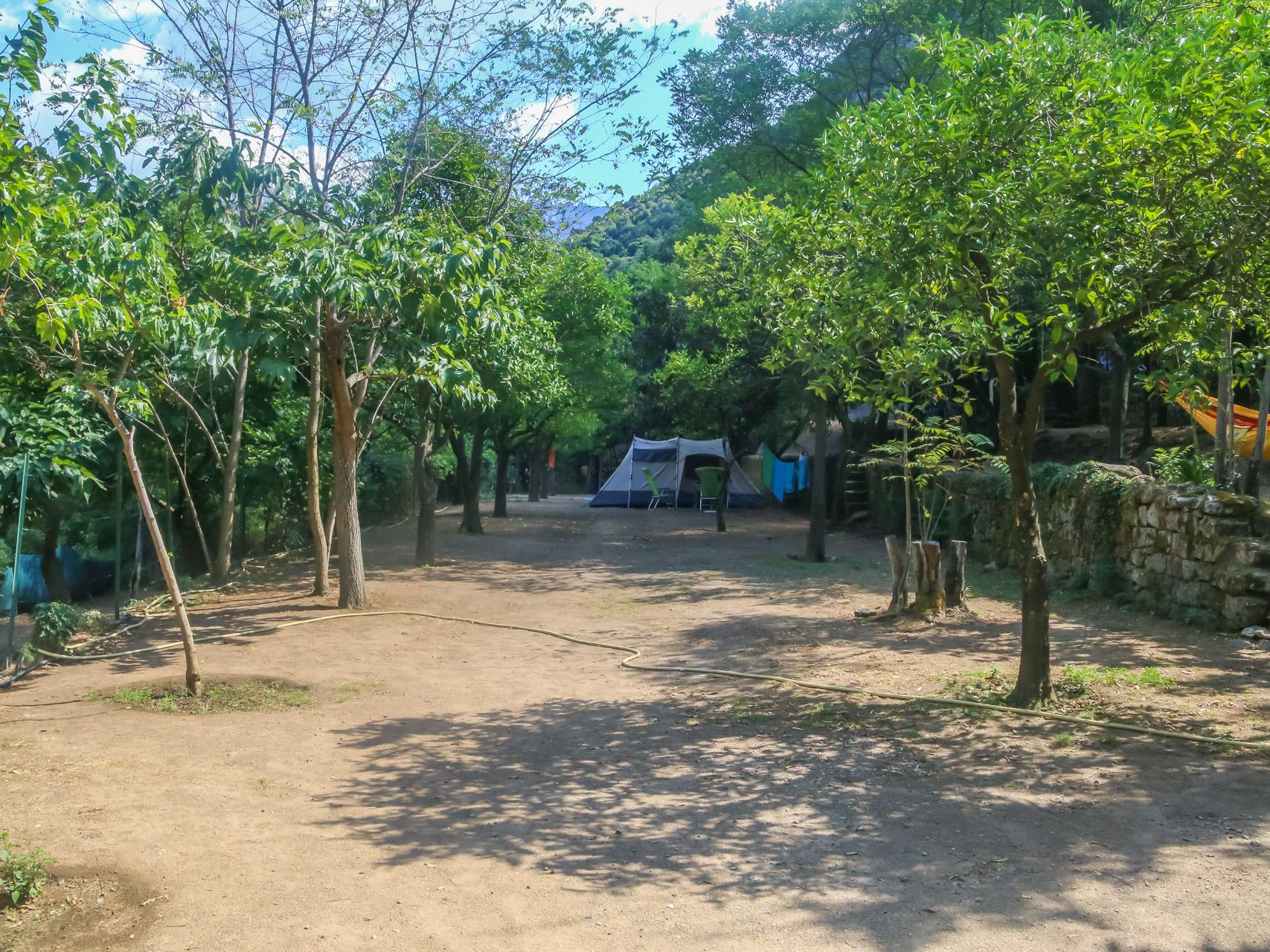Camping Le Porto