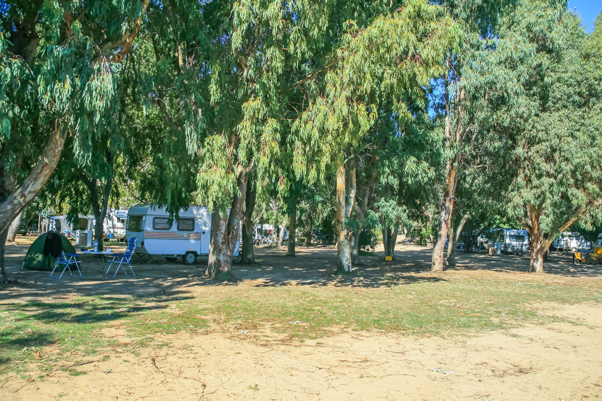 Camping Les Ilots d'Or