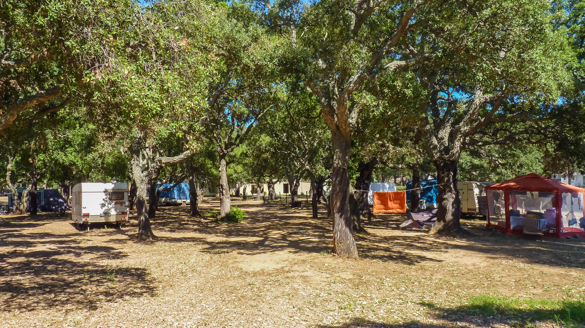 Camping Les Jardins du Golfe