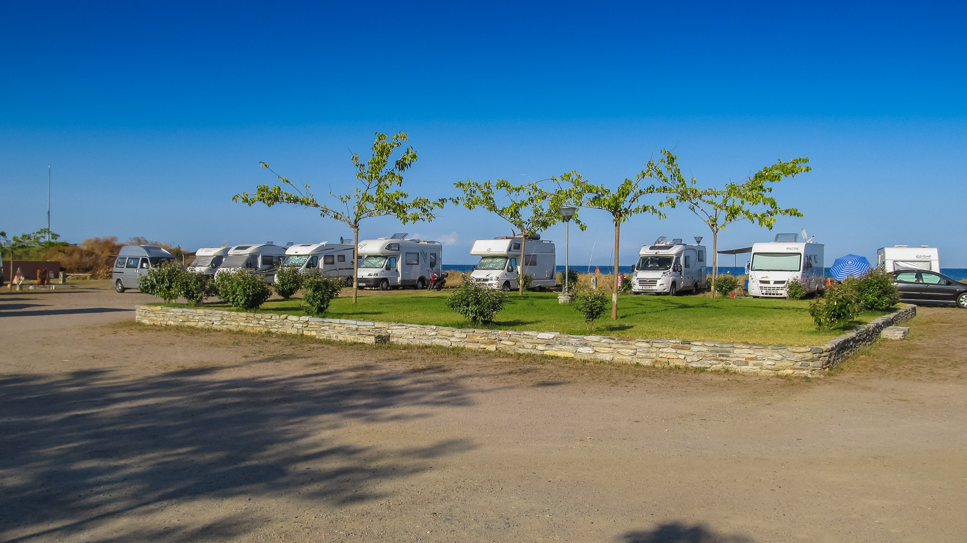 Camping Les Sables Rouges