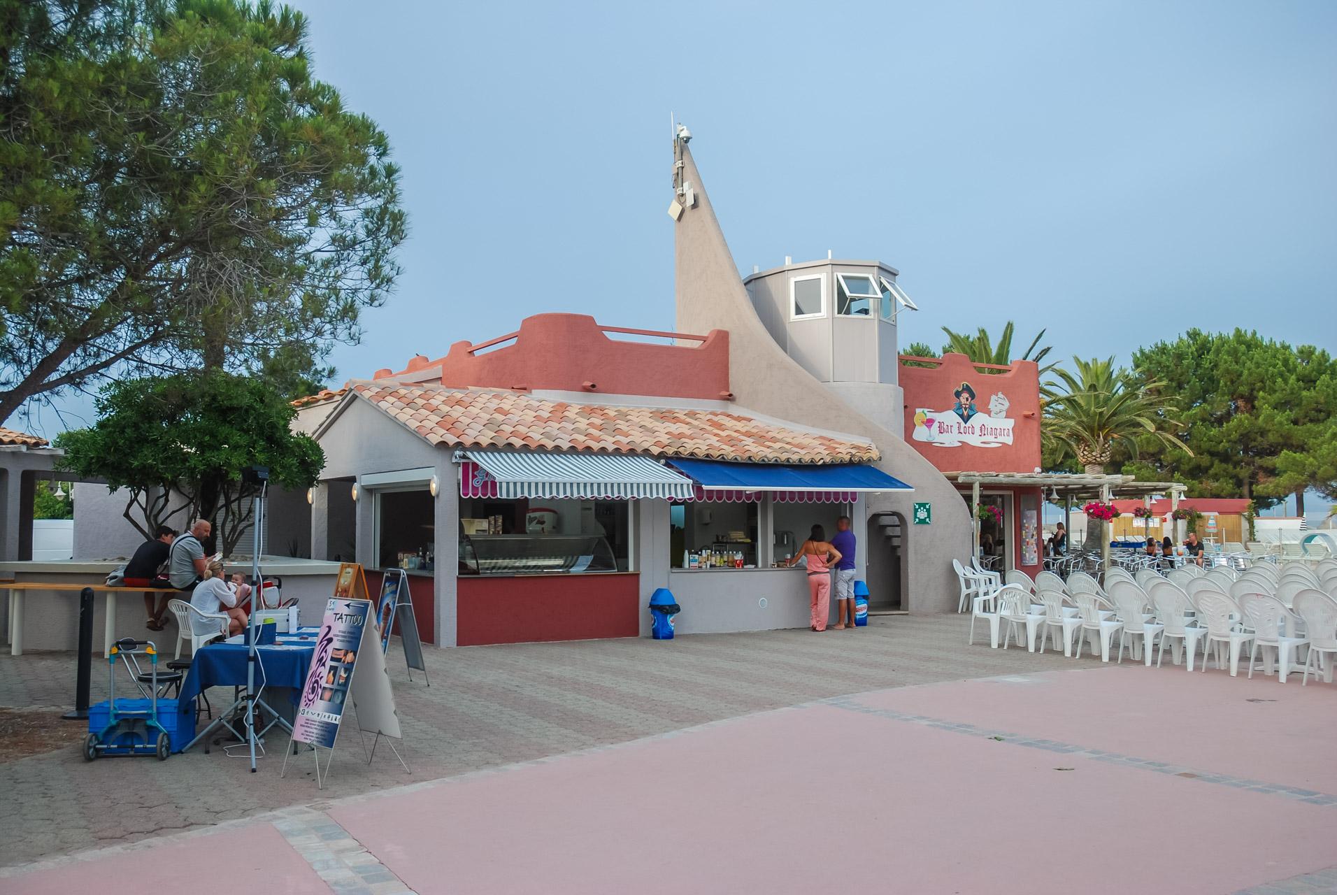 Camping Marina d'Erba Rossa