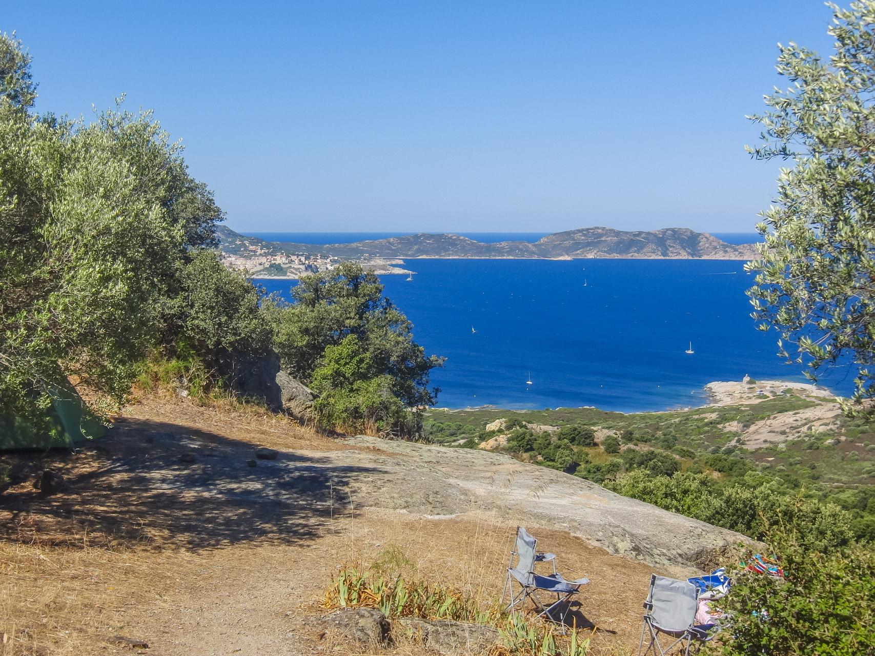 Camping Monte Ortu