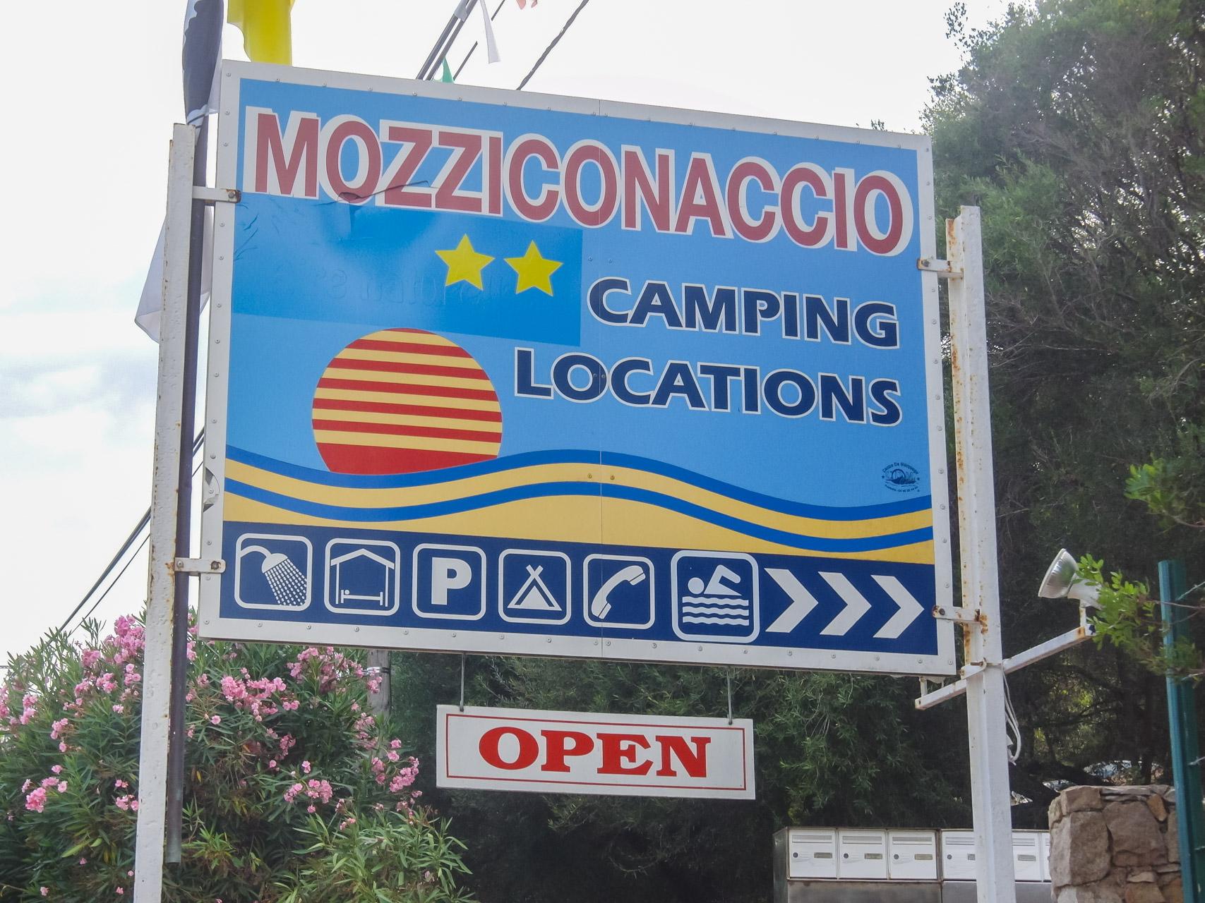 Camping Mozziconaccio