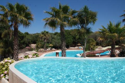 Camping auf Korsika 4 Sterne