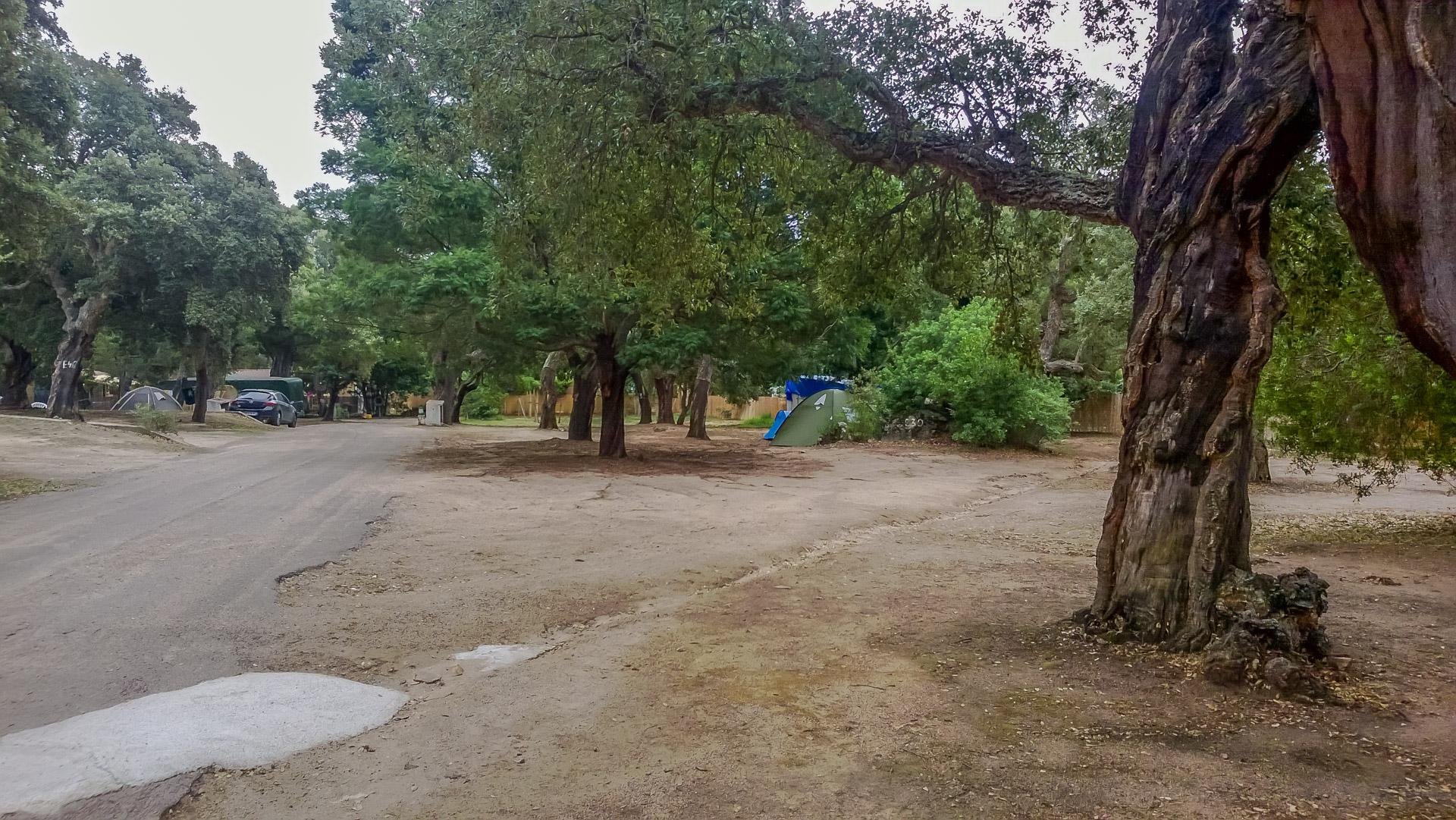 Camping Pezza Cardo