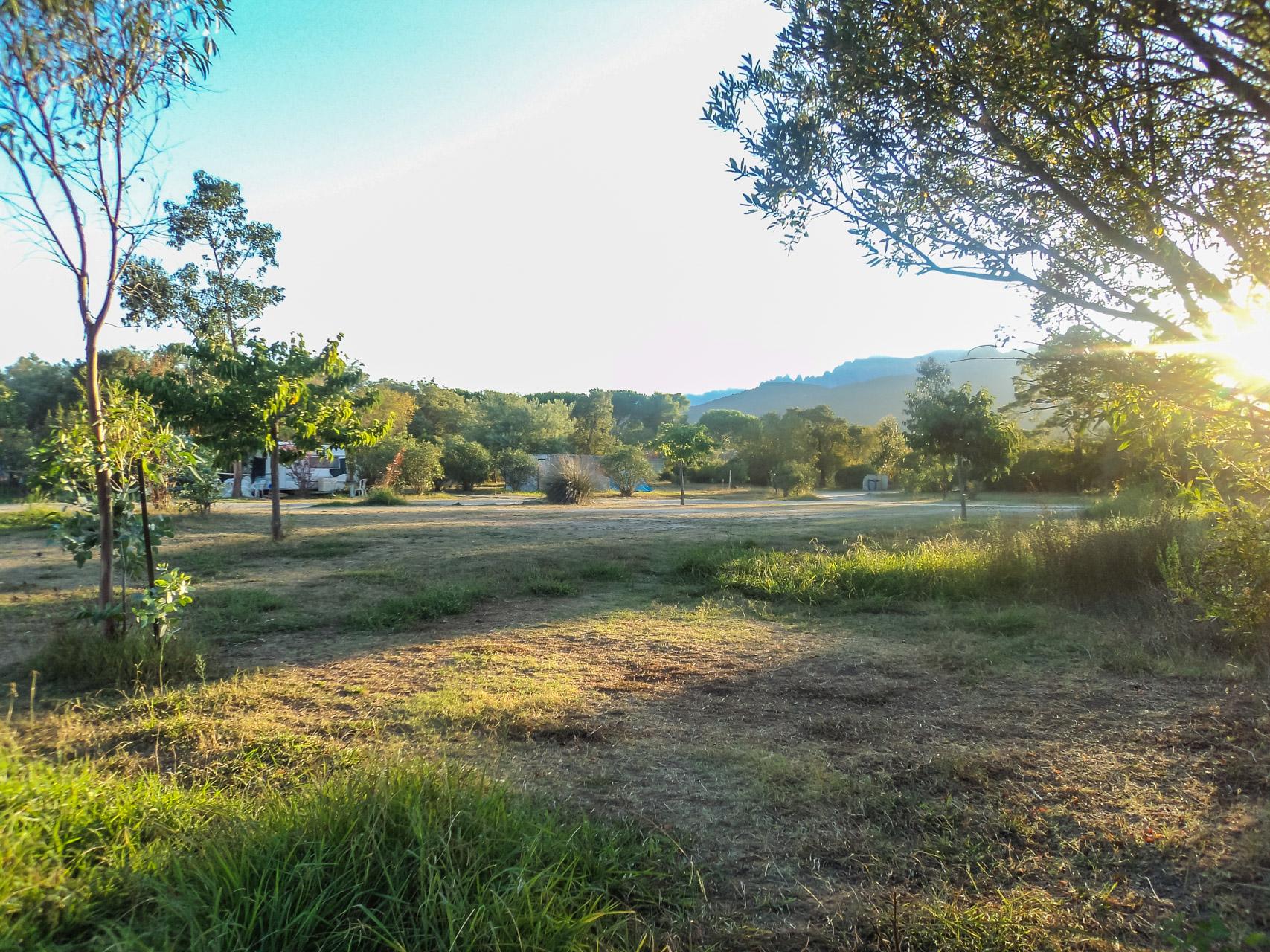 Camping Sole d'Oru