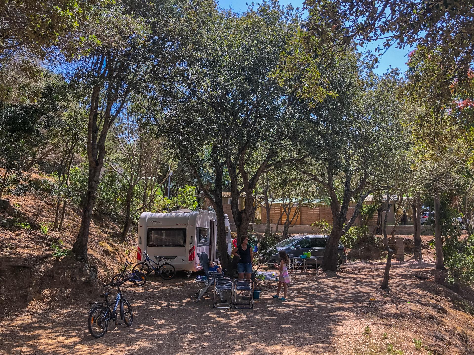 Camping U Libecciu