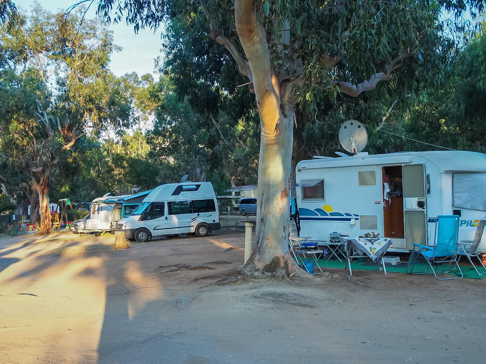 Camping U Pezzo