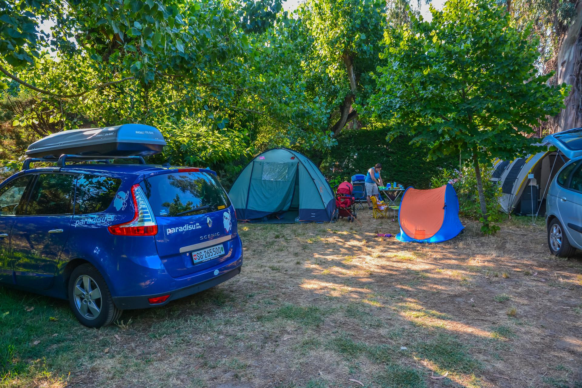 Camping U Prunelli
