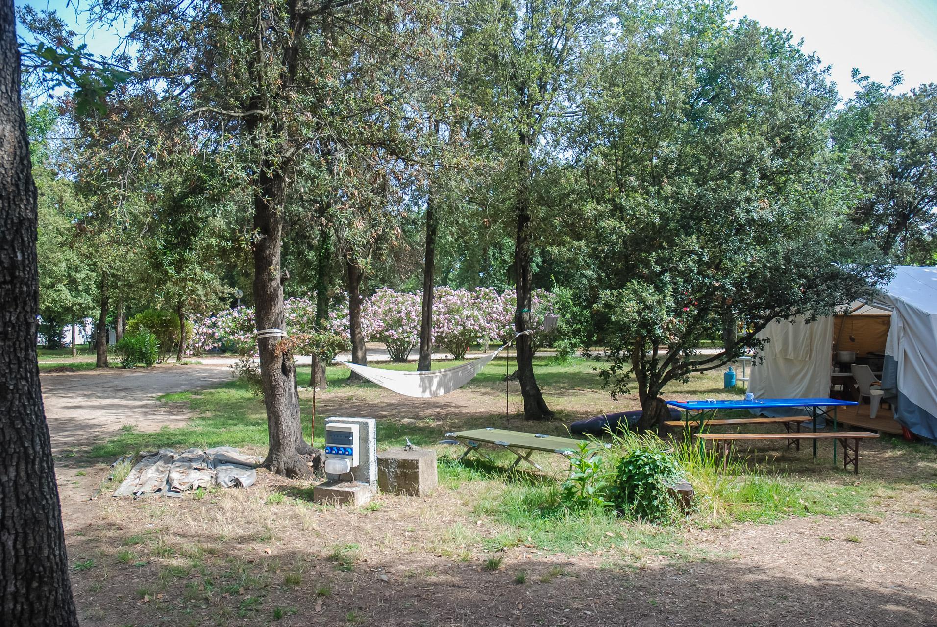 Camping U Punticchiu