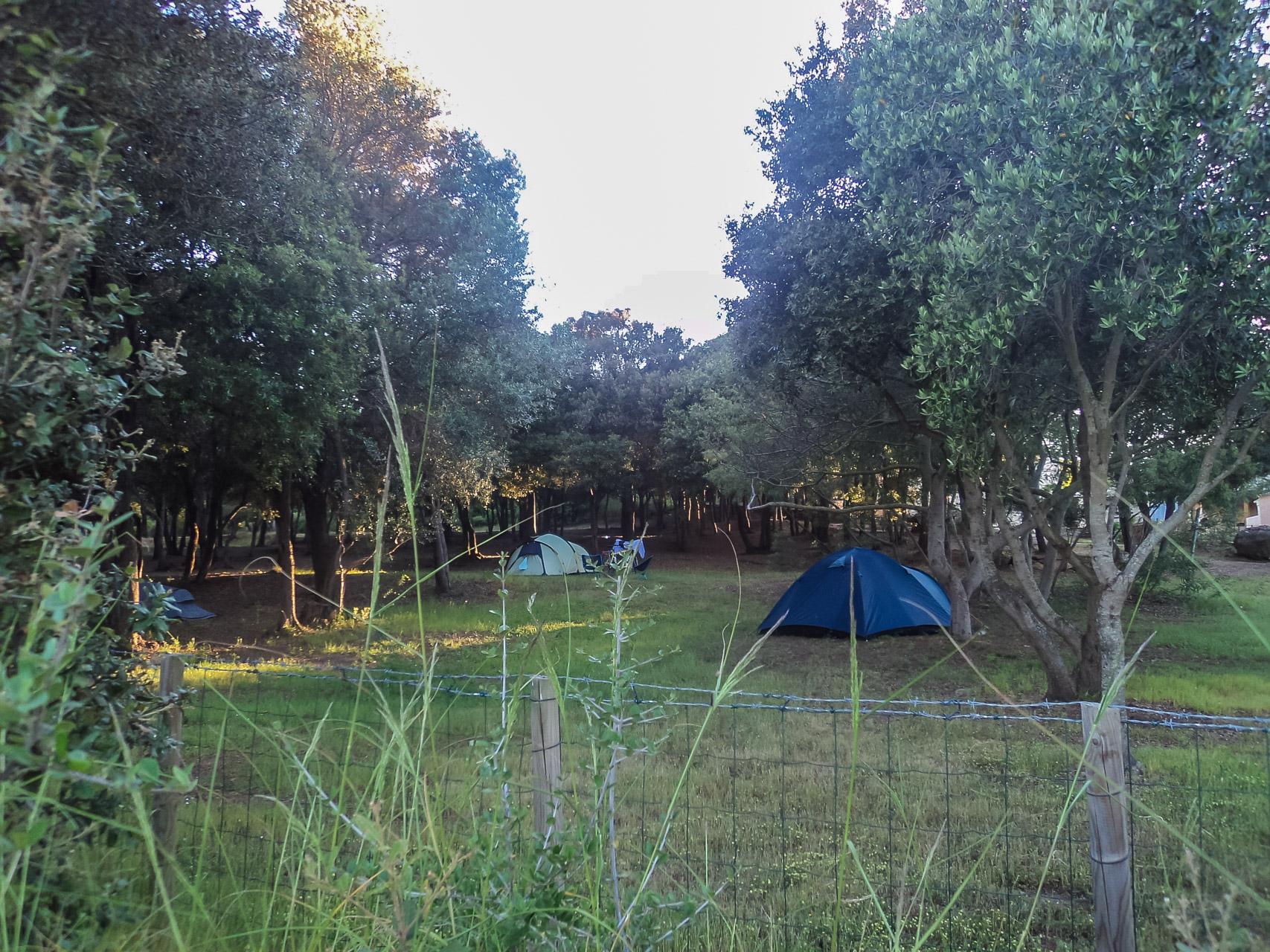 Camping U Stazzu