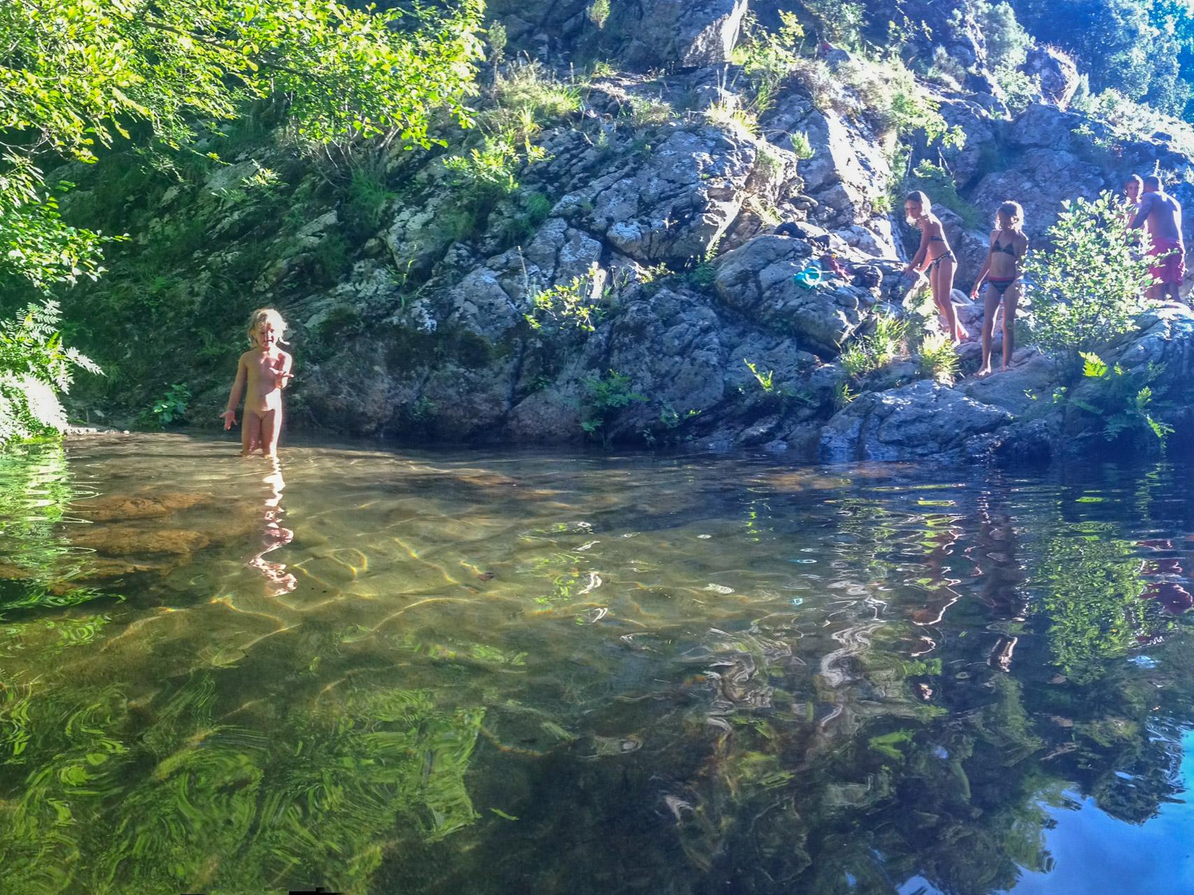 Camping Bavella Vista