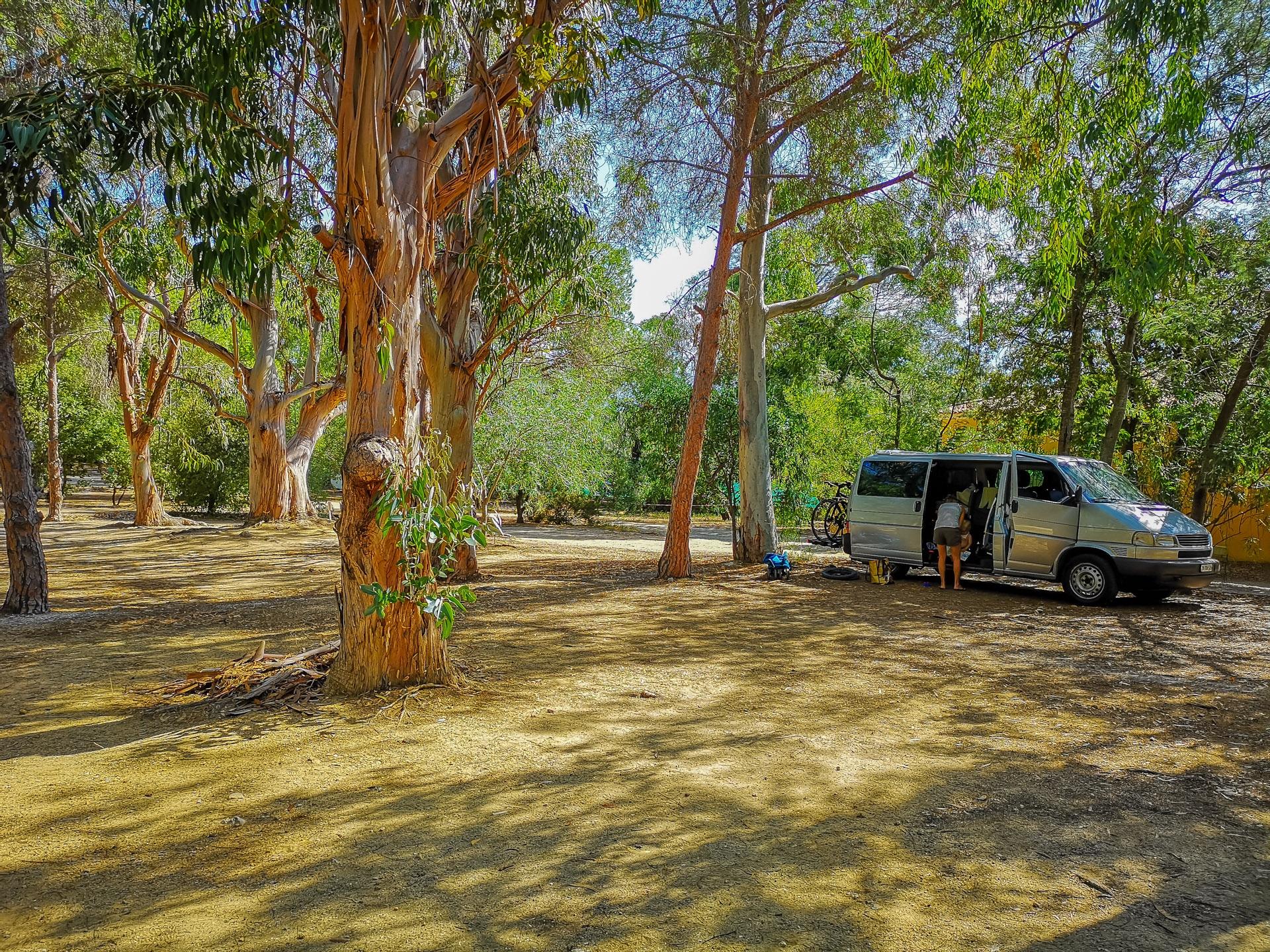 Camping Bella Vista Calvi