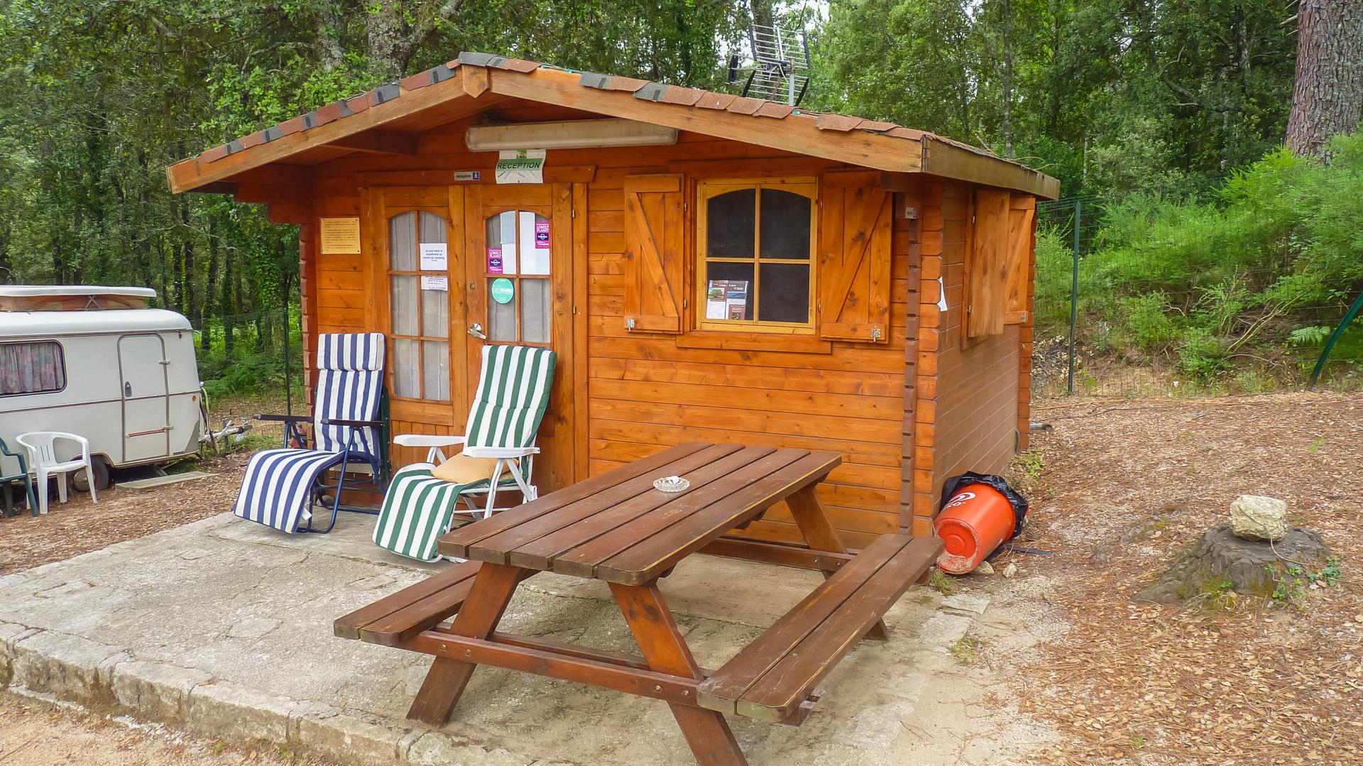 Camping d'Orra