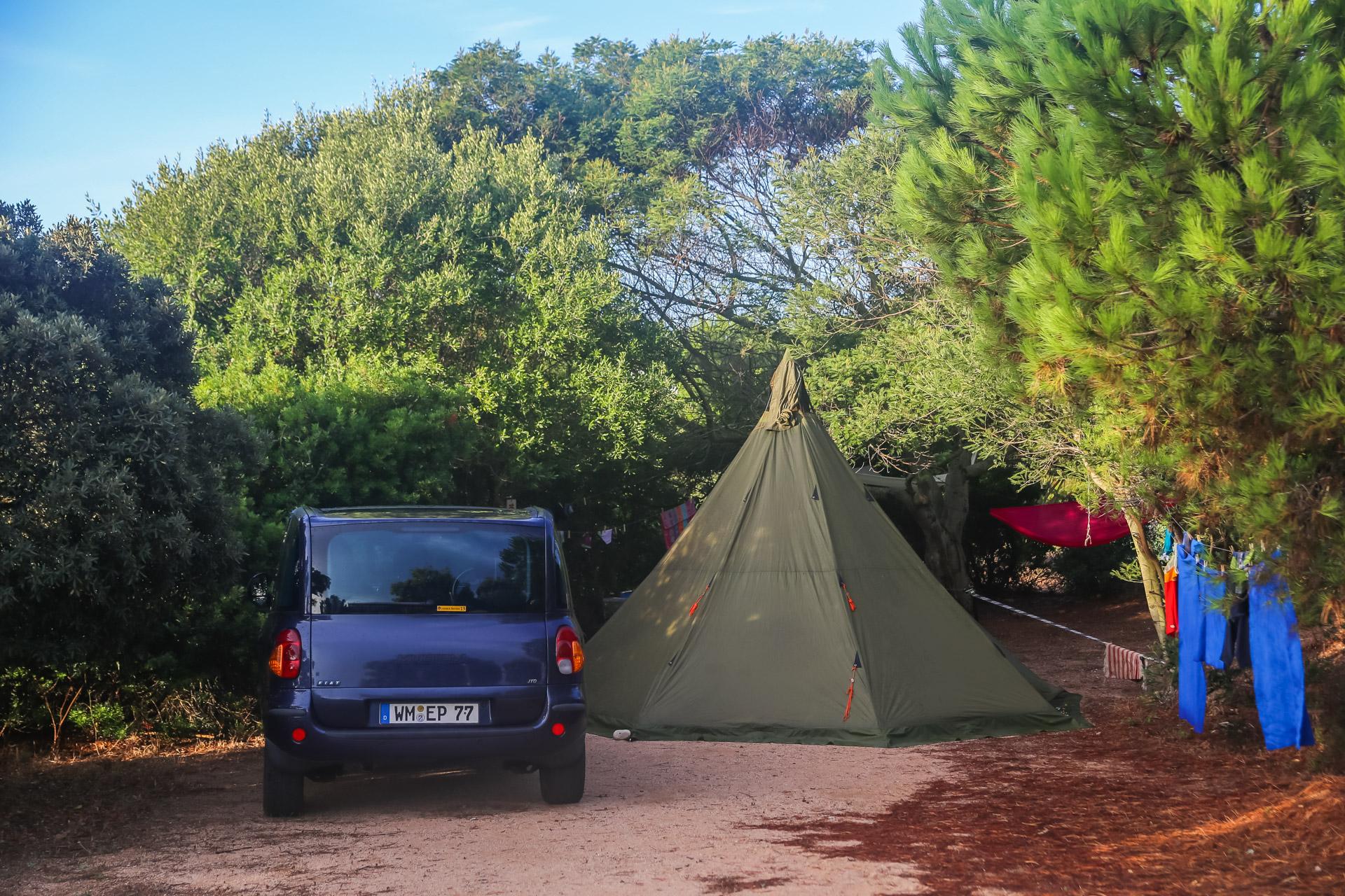 Camping des Iles