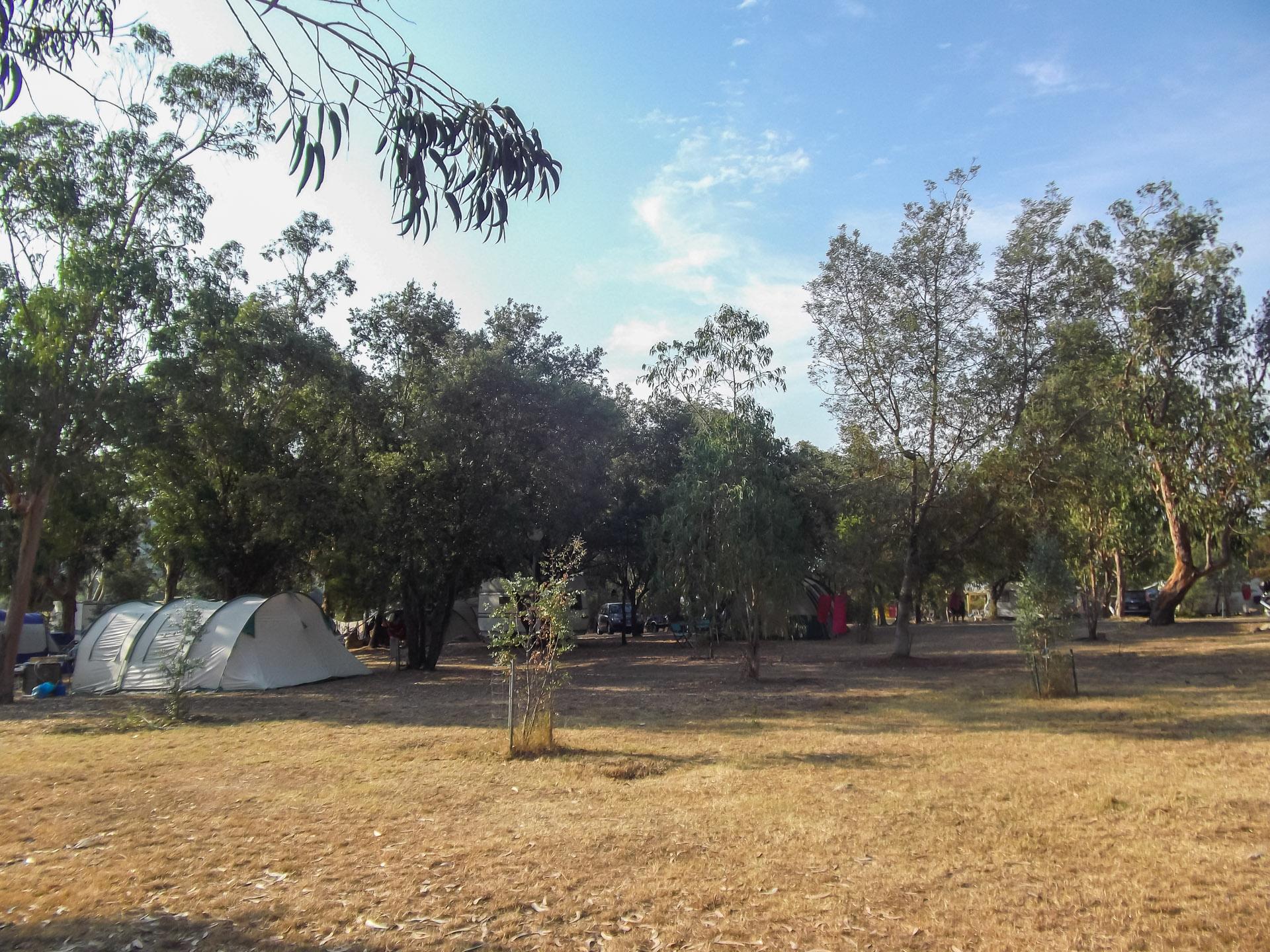 Camping Le Clos des Chênes