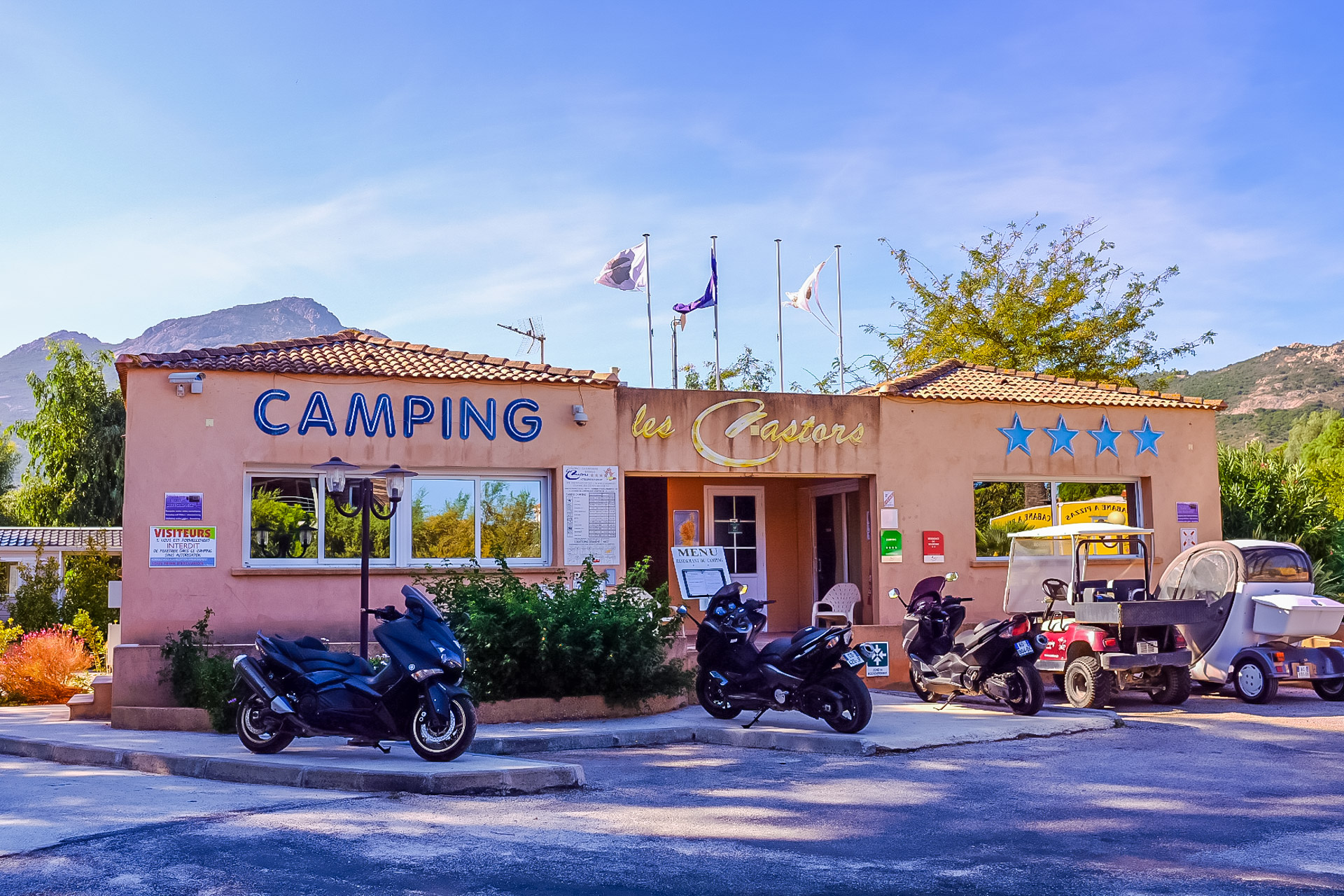 Camping Les Castors