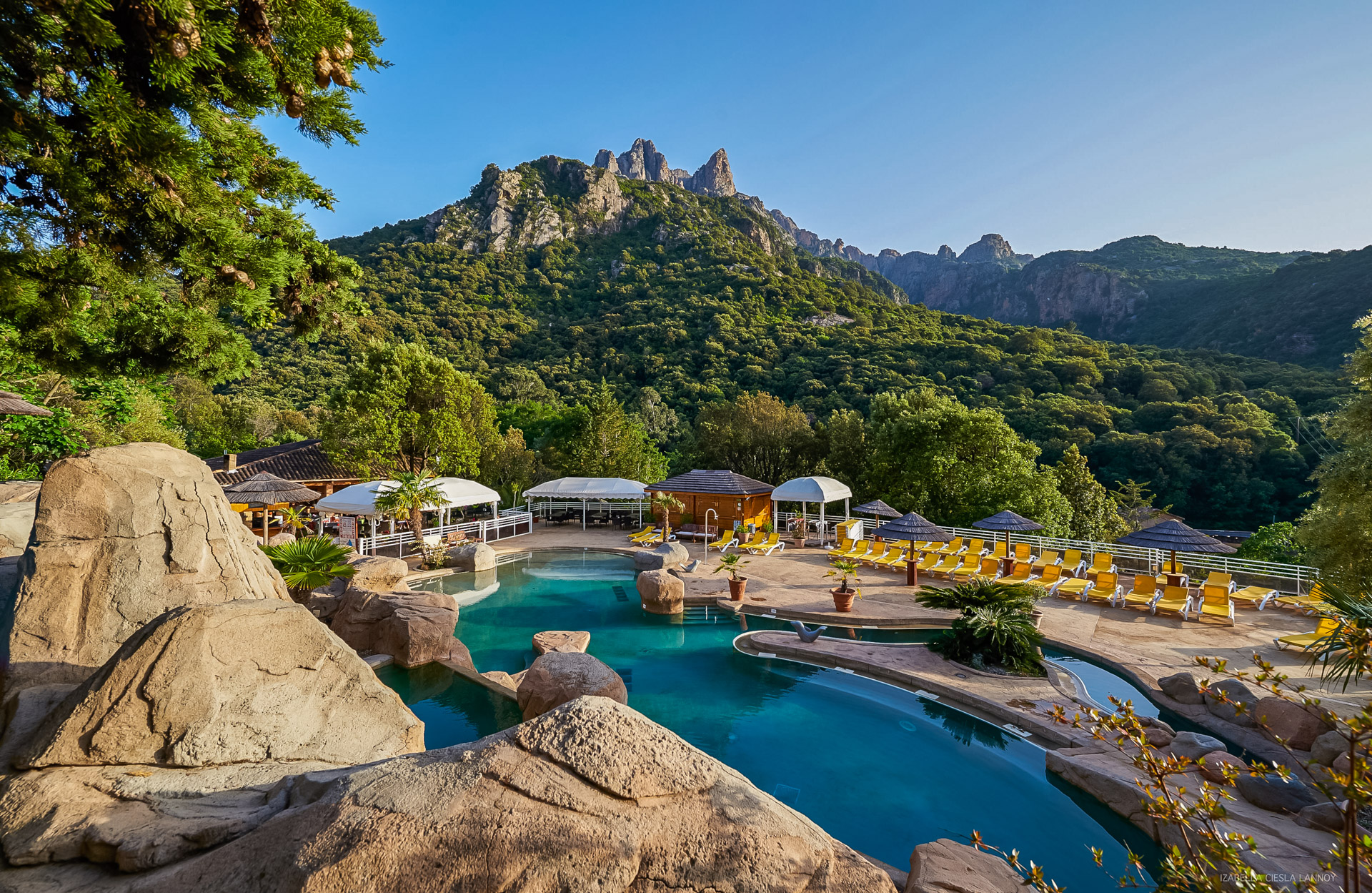 Camping Les Oliviers Porto