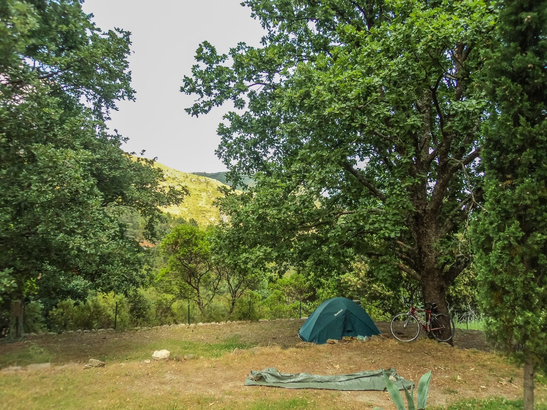 Camping Peridundellu