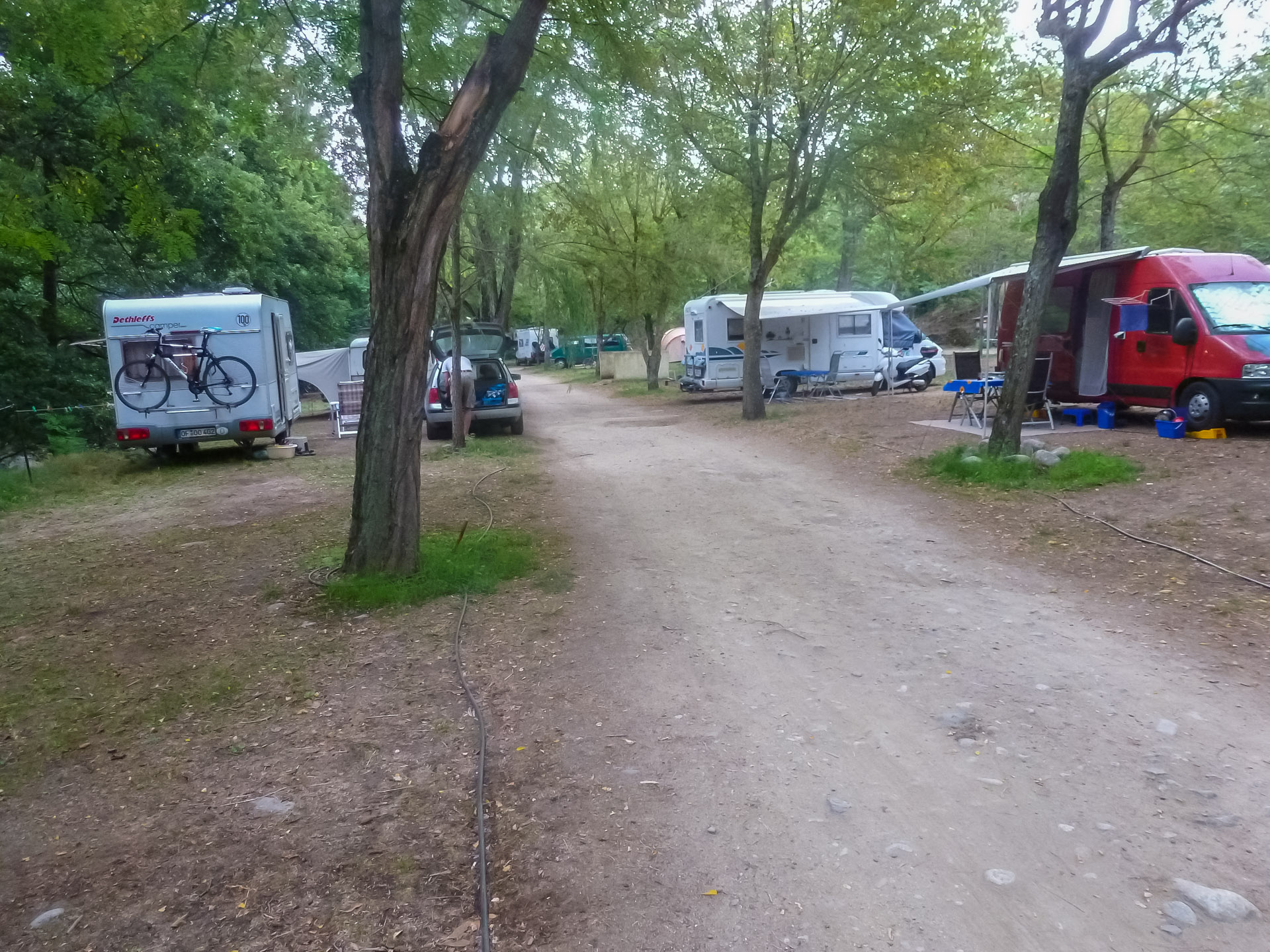 Camping Restonica