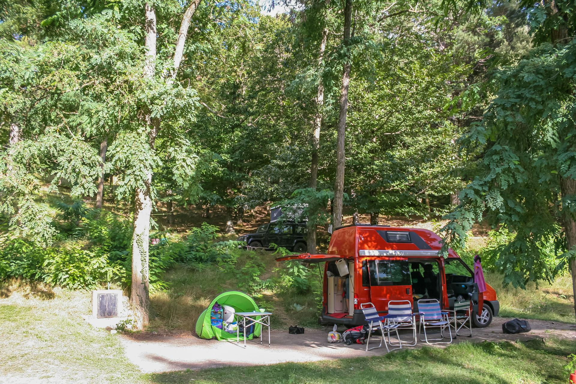 Camping Savaggio