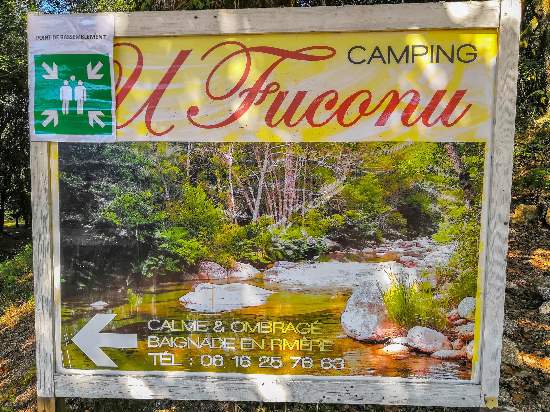 Camping U Fuconu