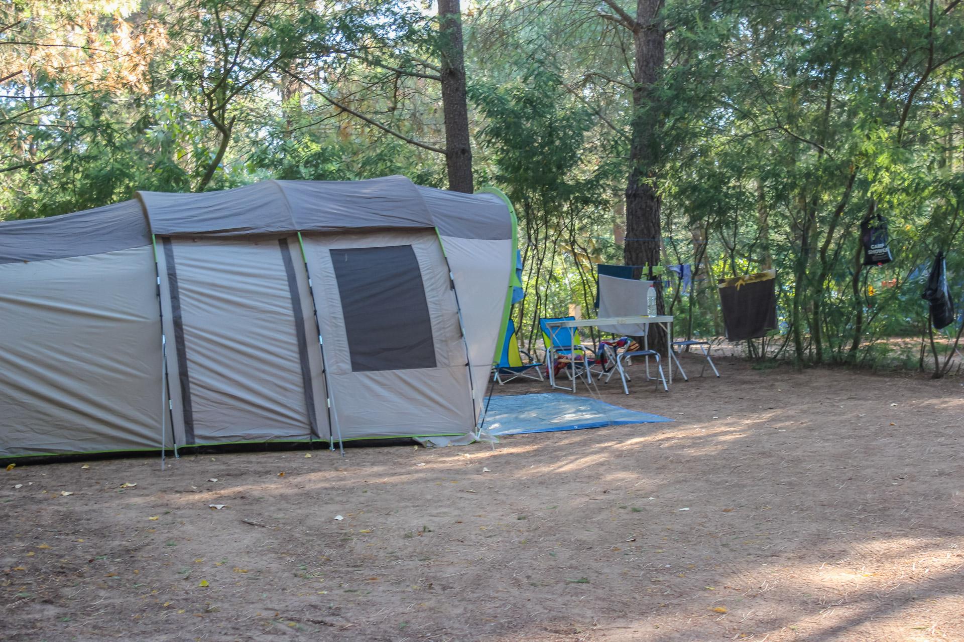 Camping U Moru