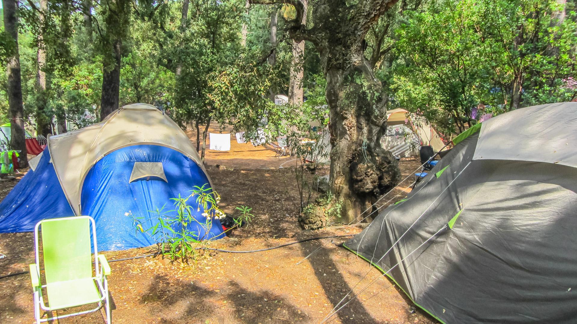 Camping Village Pitrera