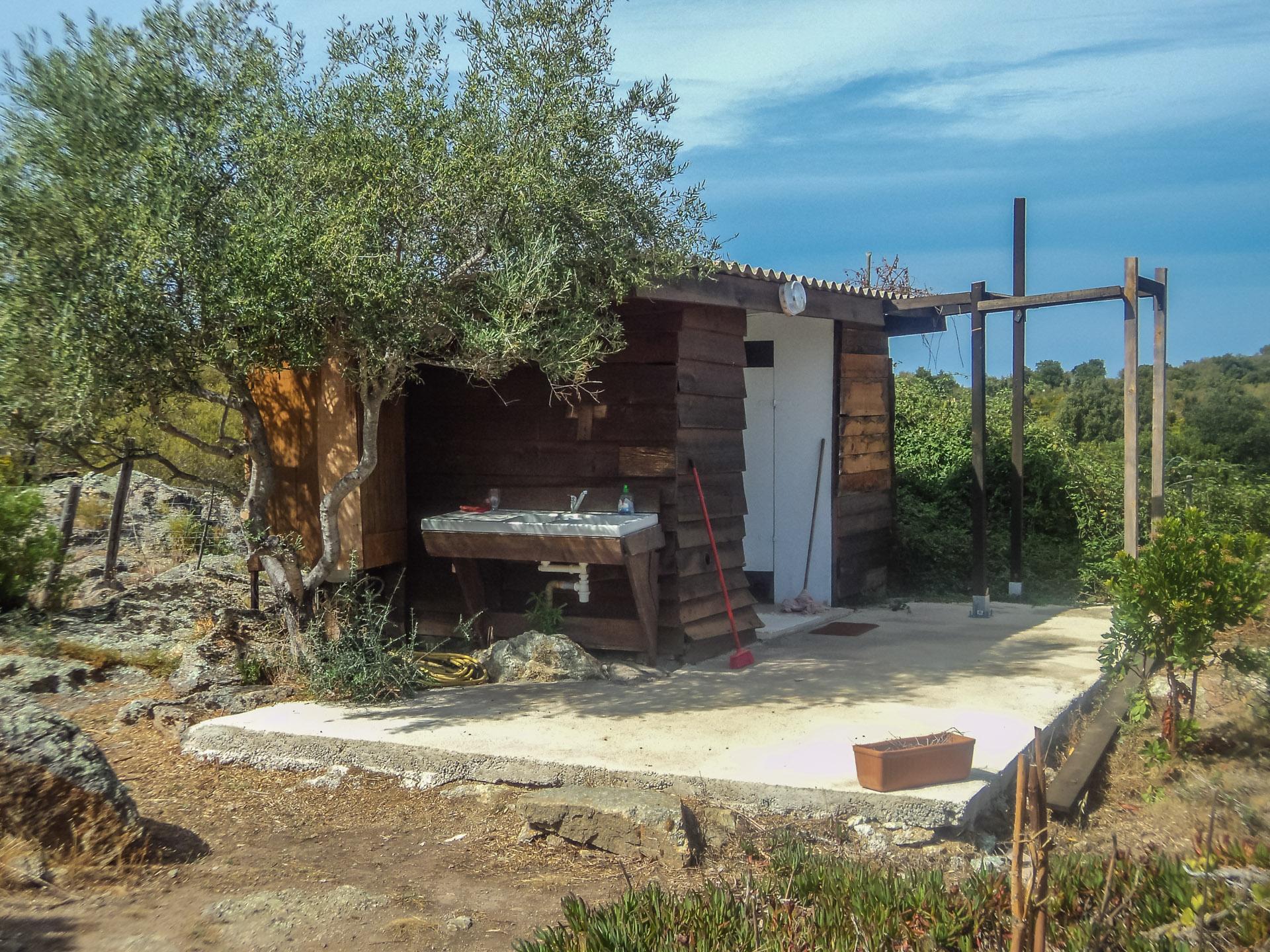 Camping Casta Les Dolmens