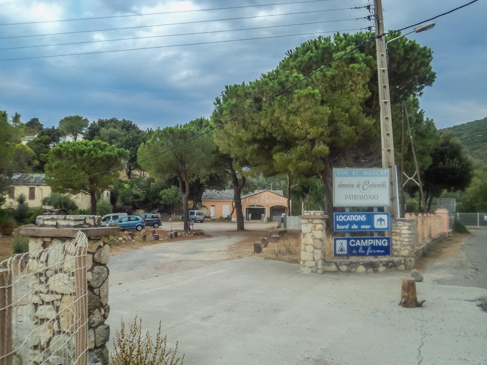 Camping Domaine de Catarelli