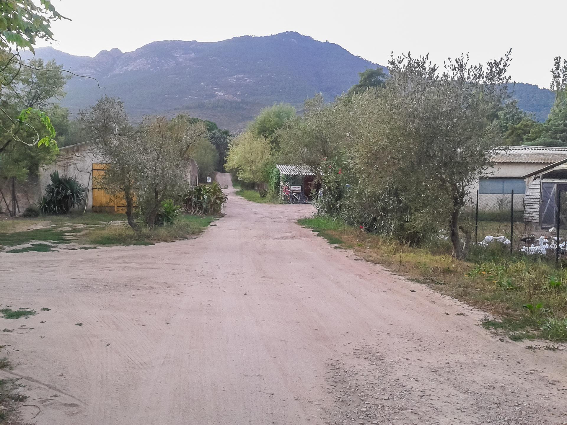 Camping Ferme d'Alzetta
