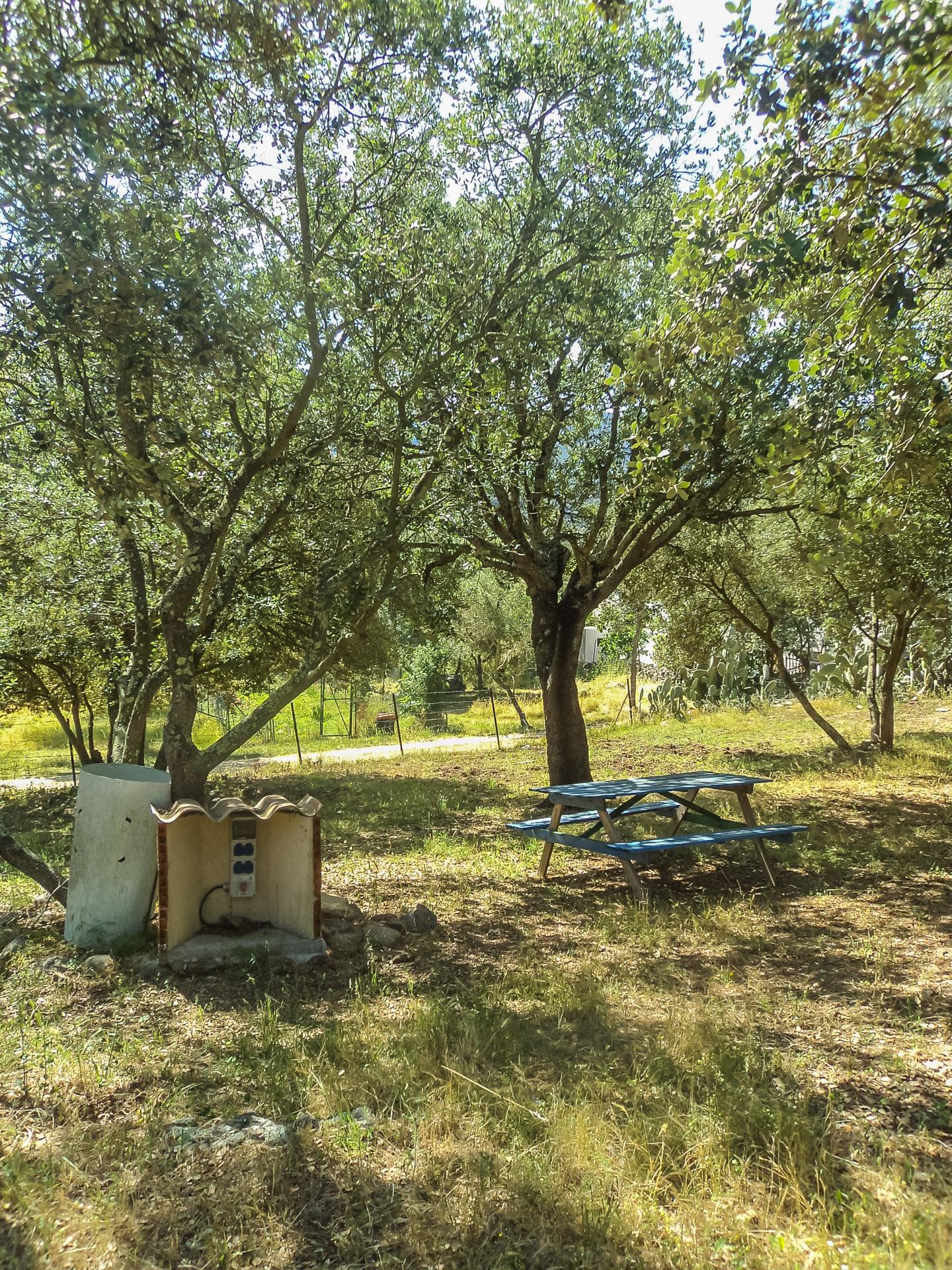 Camping Pietra Machja Chez Rose