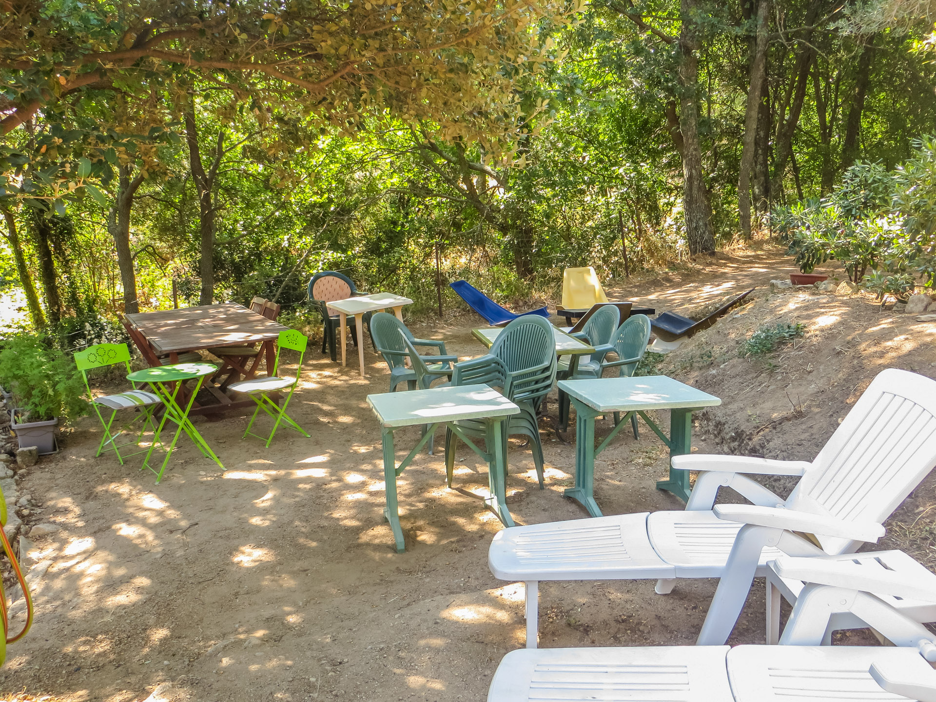 Camping U Pignottu