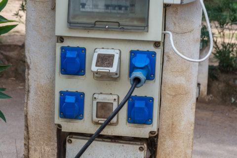 Tipps für Strom auf Korsikas Campingplätzen